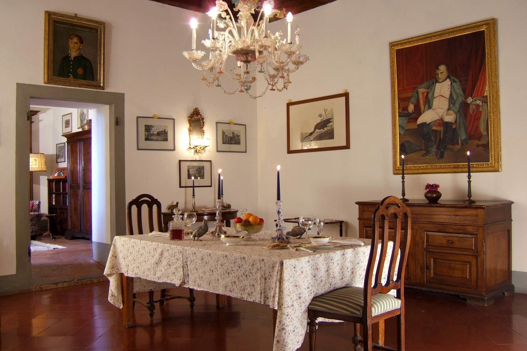 Property Of Historic villa 20 minutes from Florence