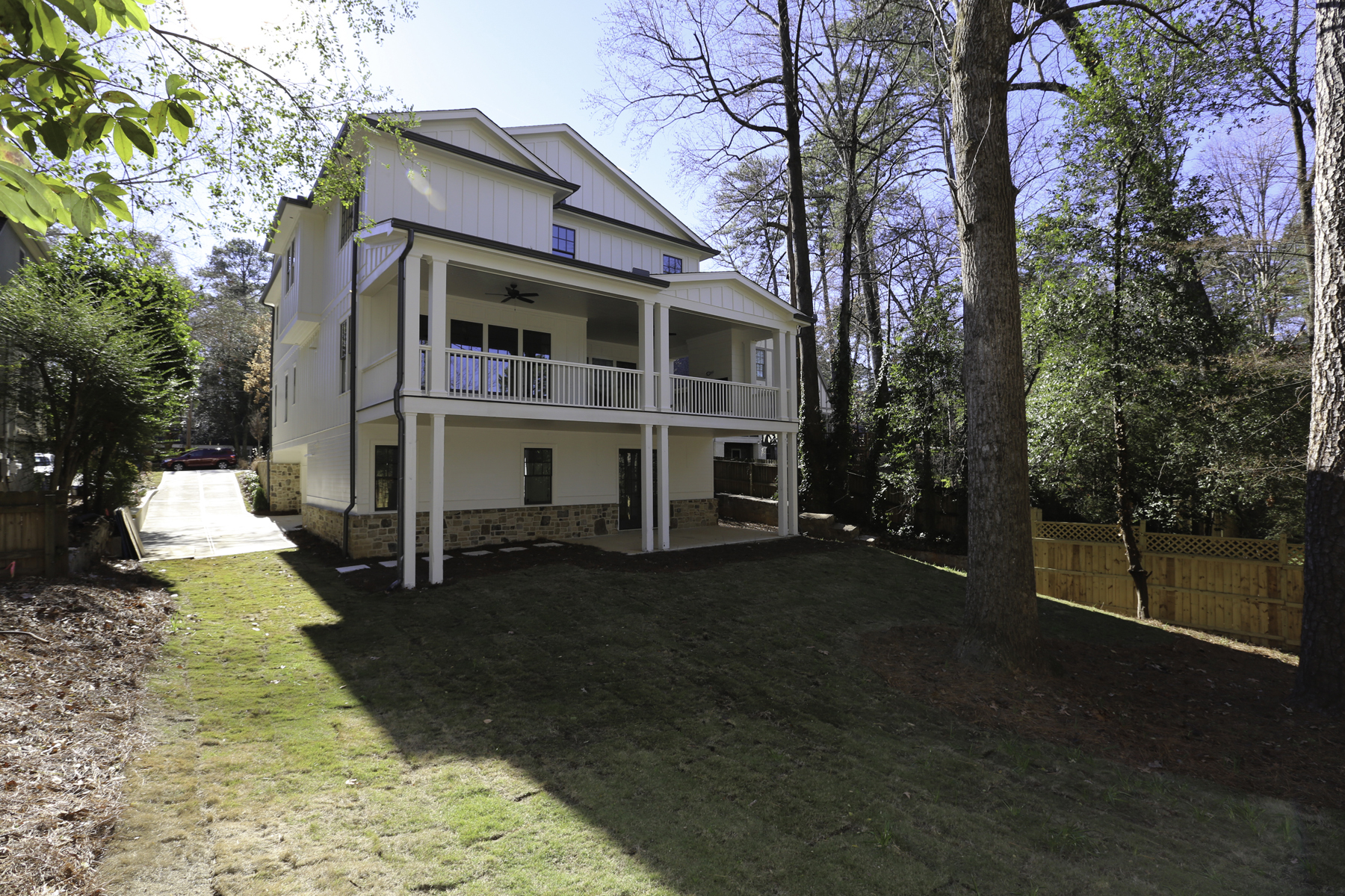 Additional photo for property listing at New Construction by JackBilt Homes. 870 Wildwood Road NE Atlanta, Georgia 30324 United States