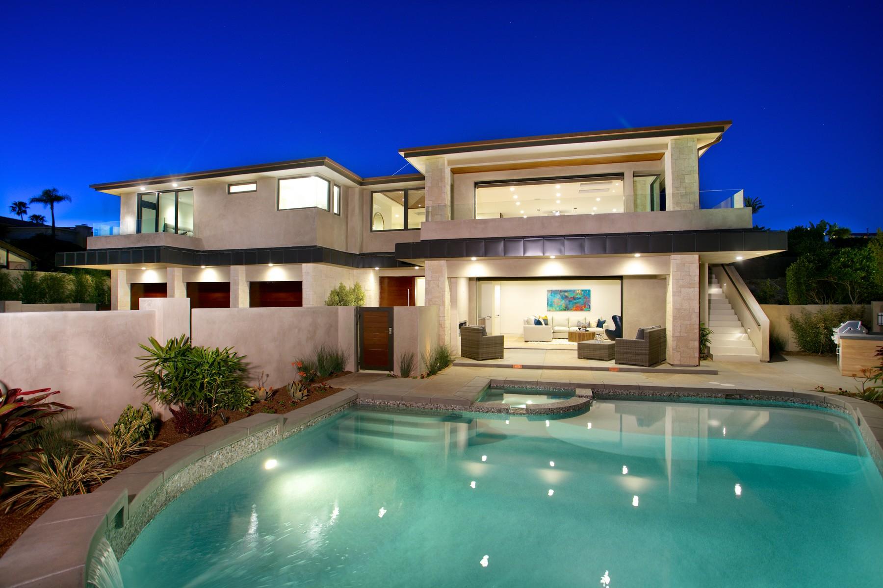 Tek Ailelik Ev için Satış at 5552 Via Callado La Jolla, Kaliforniya, 92037 Amerika Birleşik Devletleri