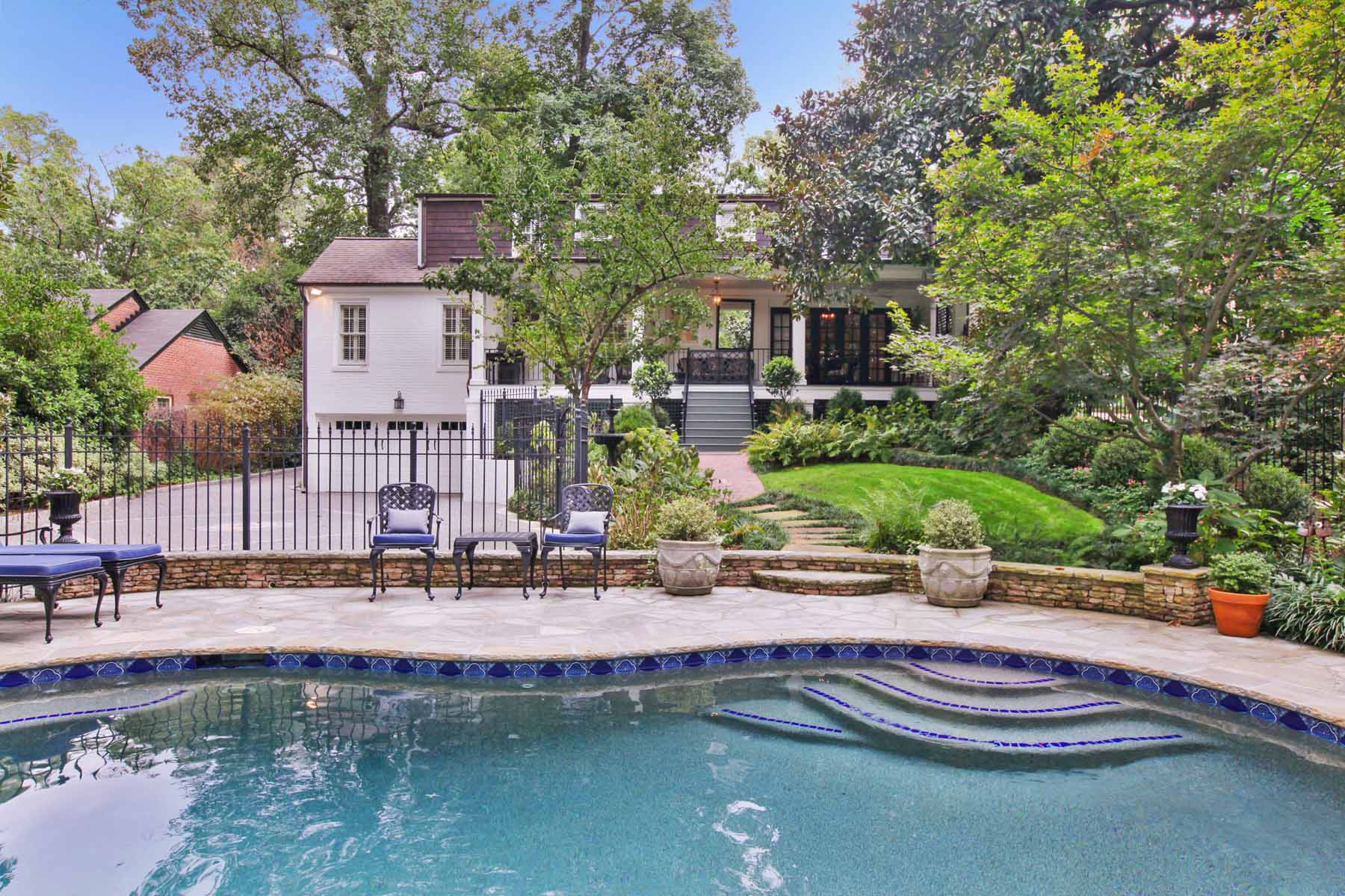 Property For Sale at Impossibly charming & impeccably maintained Ansley Park showstopper!