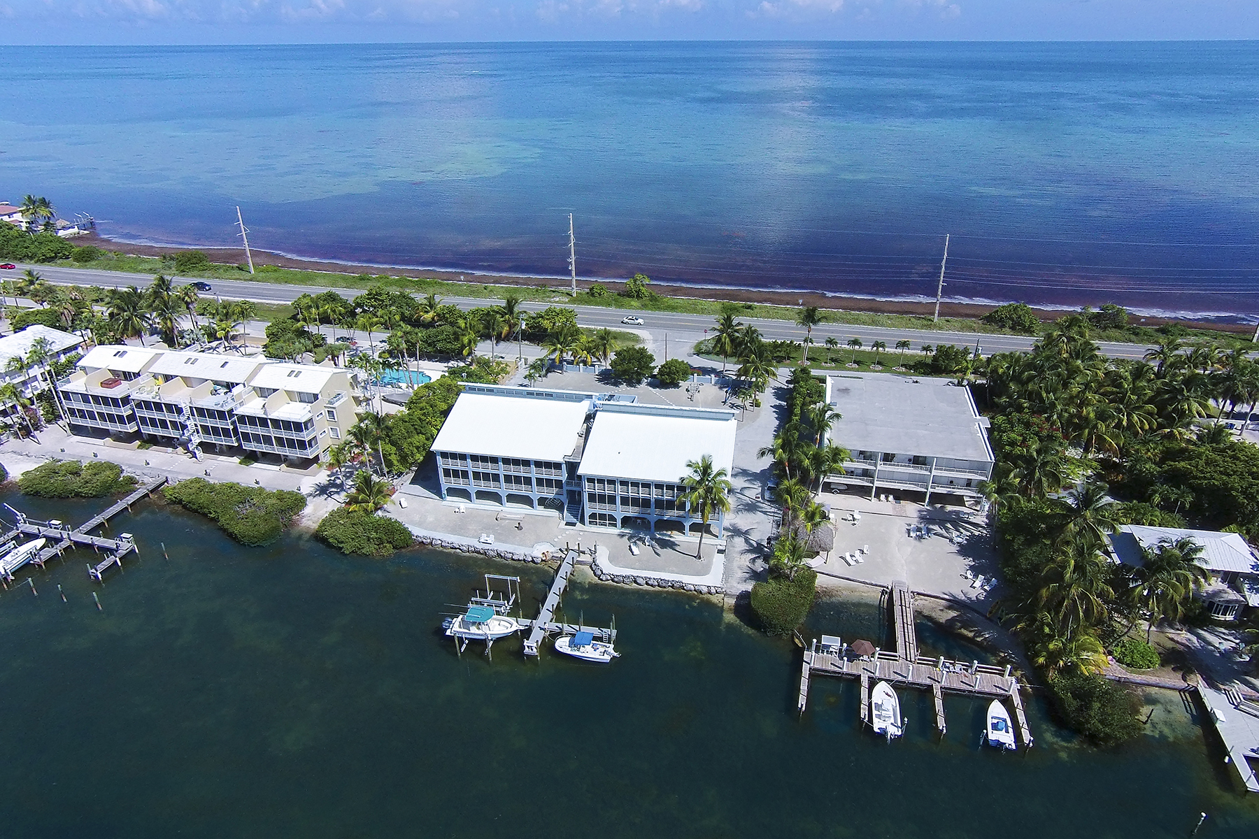 Townhouse for Sale at Desirable Sandglass Unit 74980 Overseas Highway #4 Florida Keys, Islamorada, Florida, 33036 United States