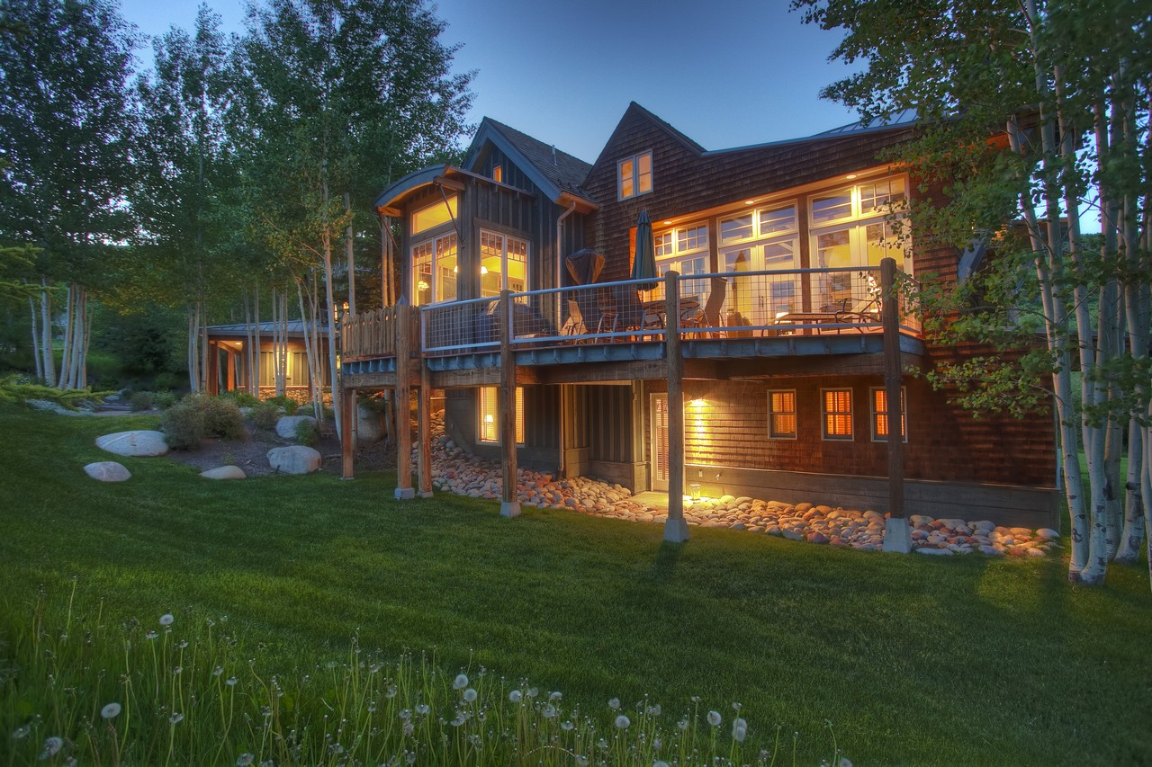 Single Family Home for Sale at Horse Ranch Lot 47 124 Trail Rider Lane Snowmass Village, Colorado 81615 United States