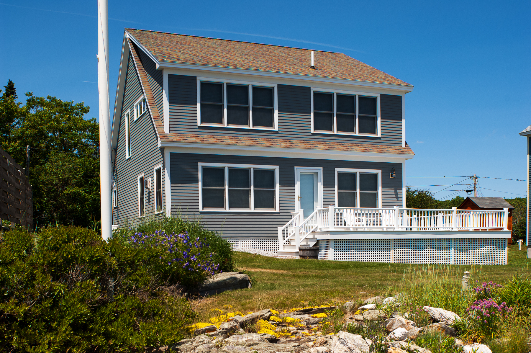 Single Family Home for Sale at Salt Pond Point 5 Salt Pond Point Bristol, Maine 04554 United States