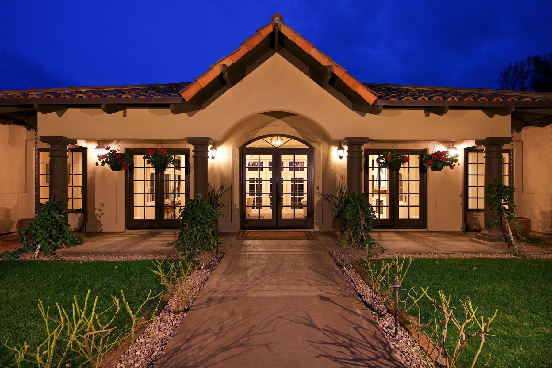 Single Family Home for Sale at 17577 Caminito de los Escoses Rancho Santa Fe, California 92067 United States