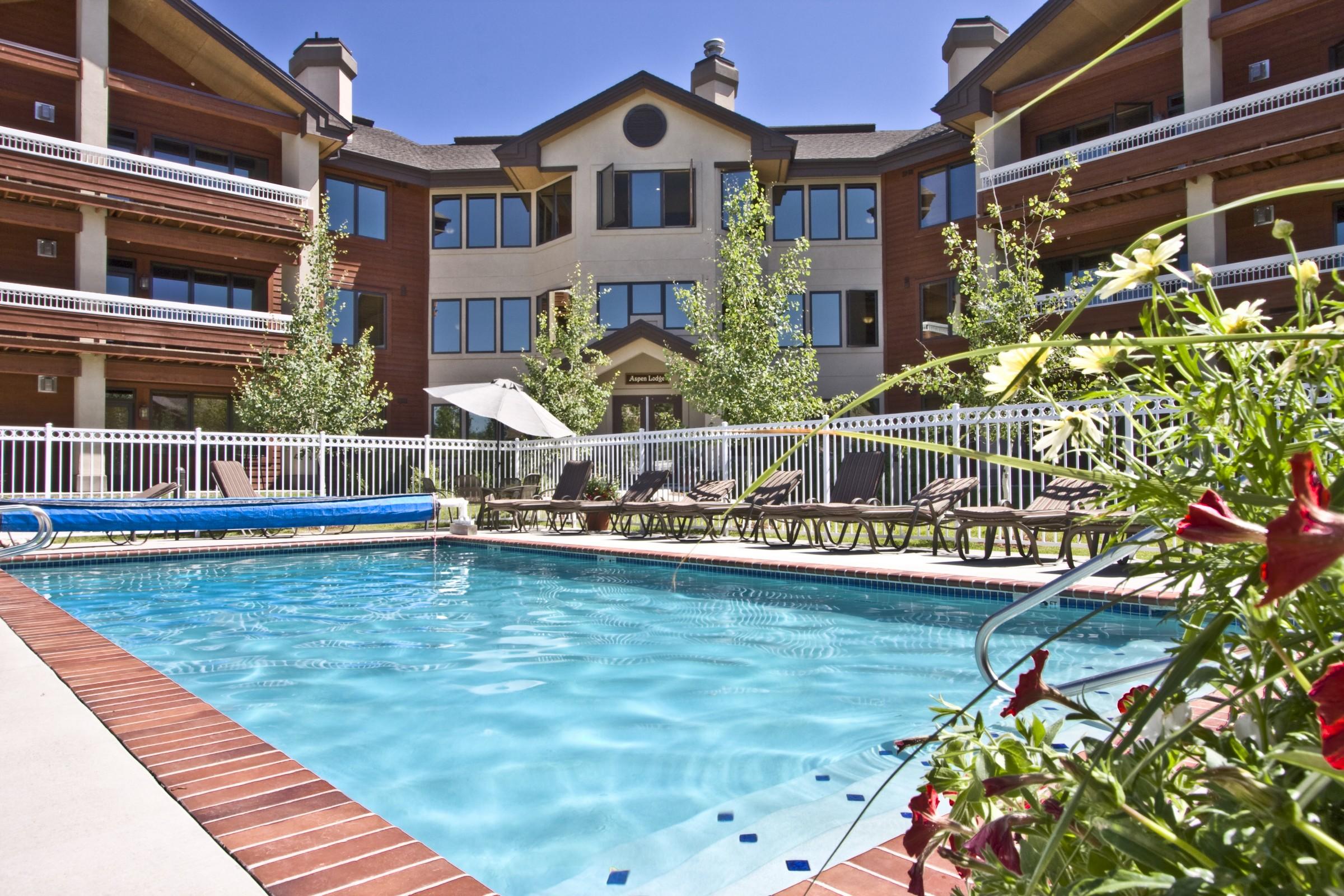 sales property at Aspen Lodge #4102