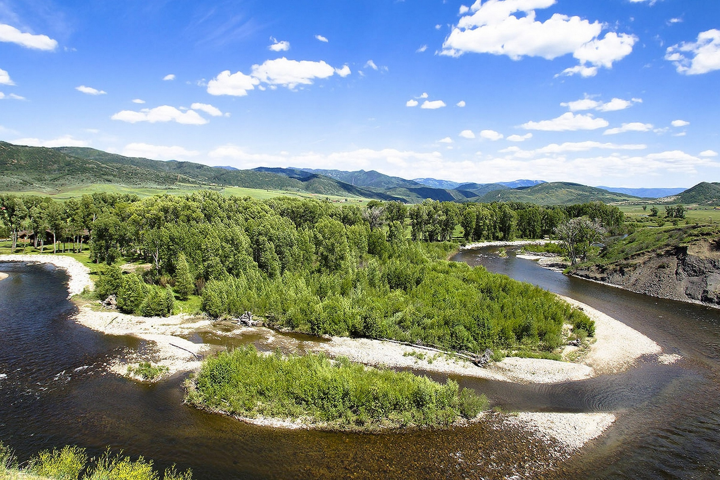 Farm / Ranch / Plantation for Sale at Elk River Ranch 25565 RCR 54 Steamboat Springs, Colorado, 80487 United States