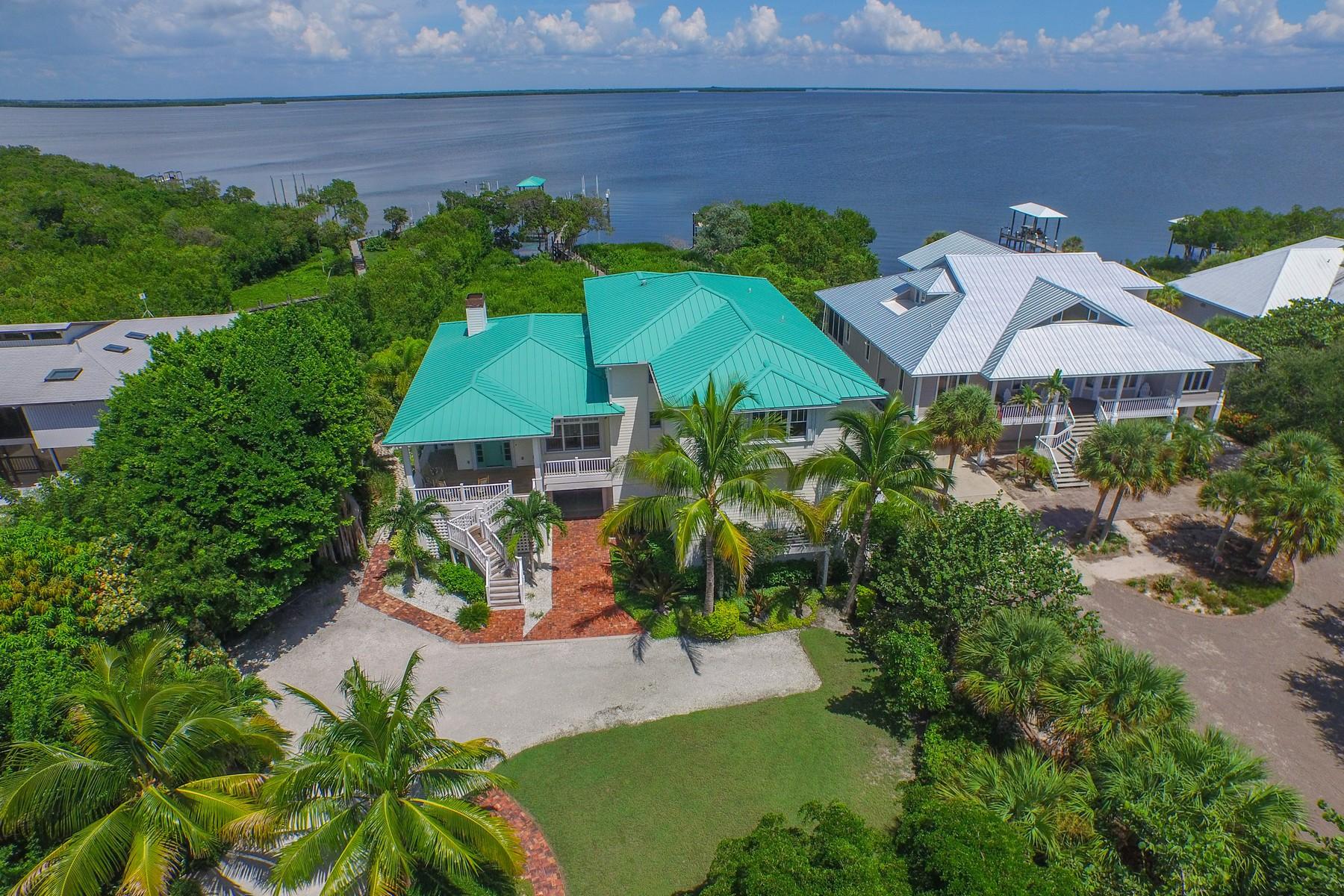 Single Family Home for Sale at 6 Peekins Cove Dr 6 Peekins Cove Dr. Boca Grande, Florida 33921 United States