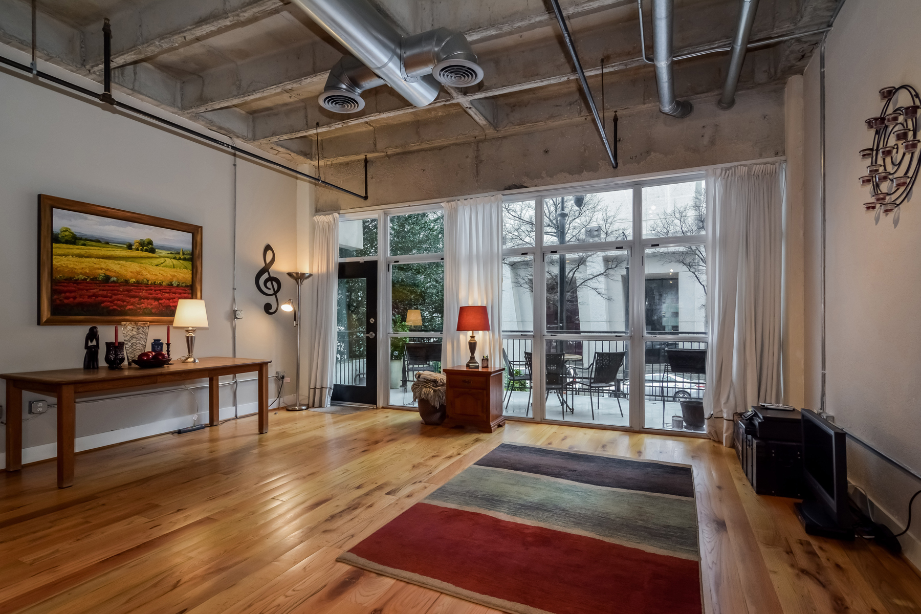 sales property at Midtown Loft Style Condo