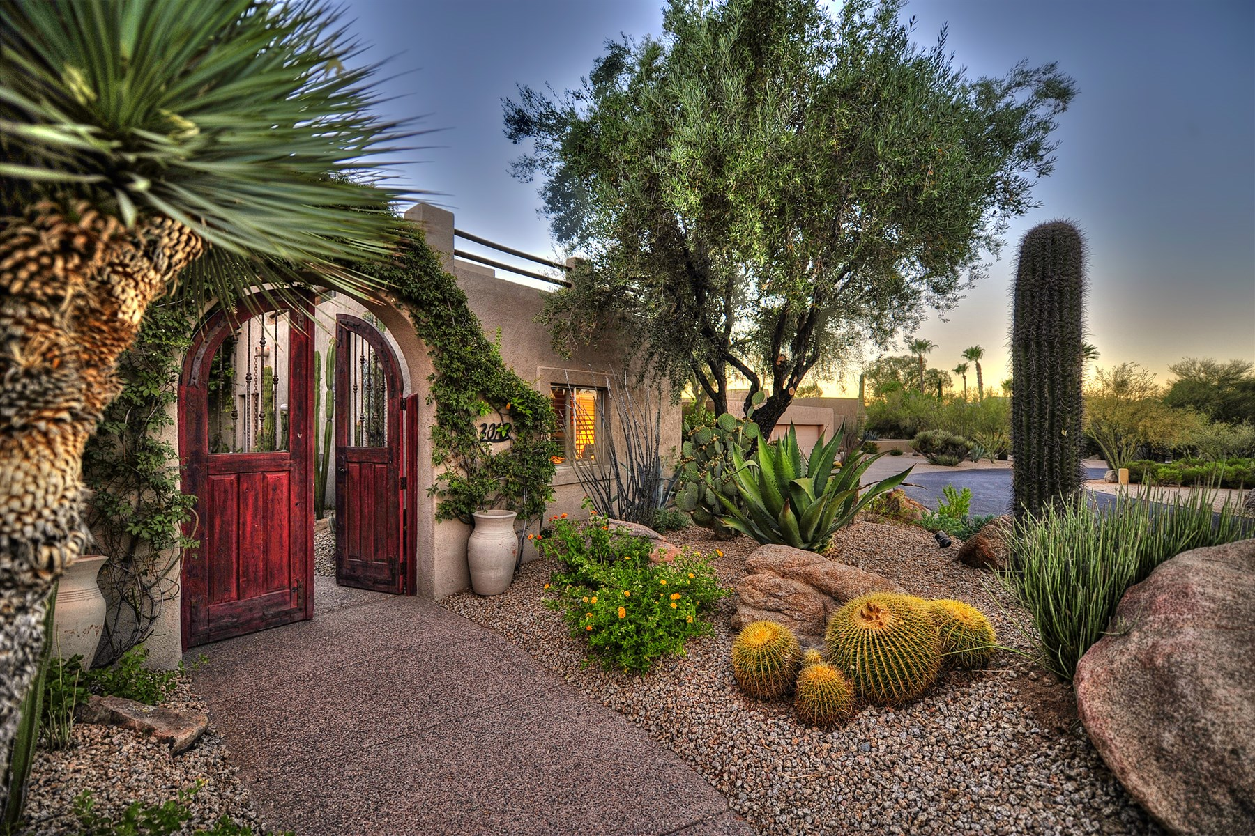 rentals property at Stunning two-story home in The Boulders community