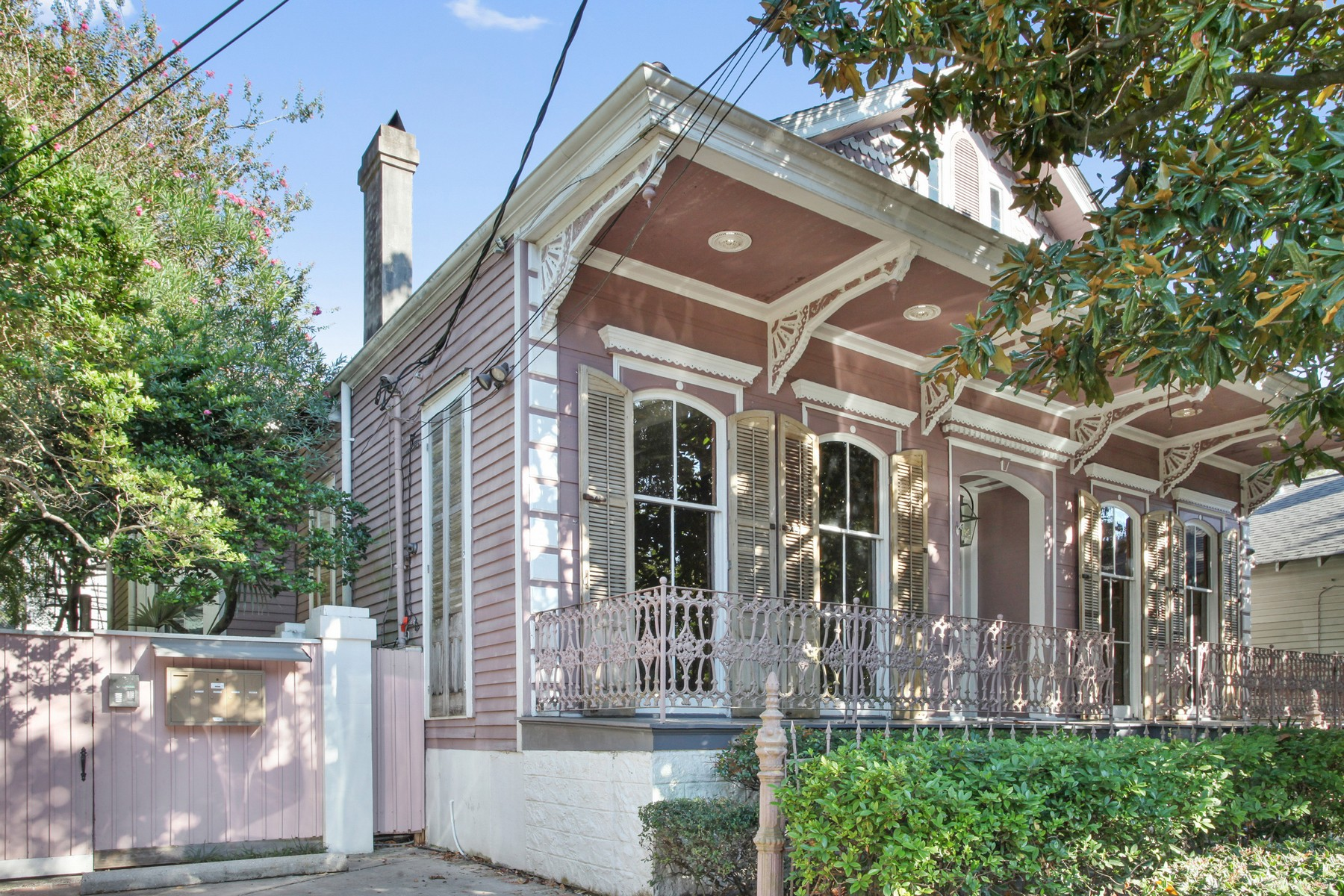 Condominium for Sale at 811 Marigny Street 811 Marigny St #A&B New Orleans, Louisiana 70117 United States