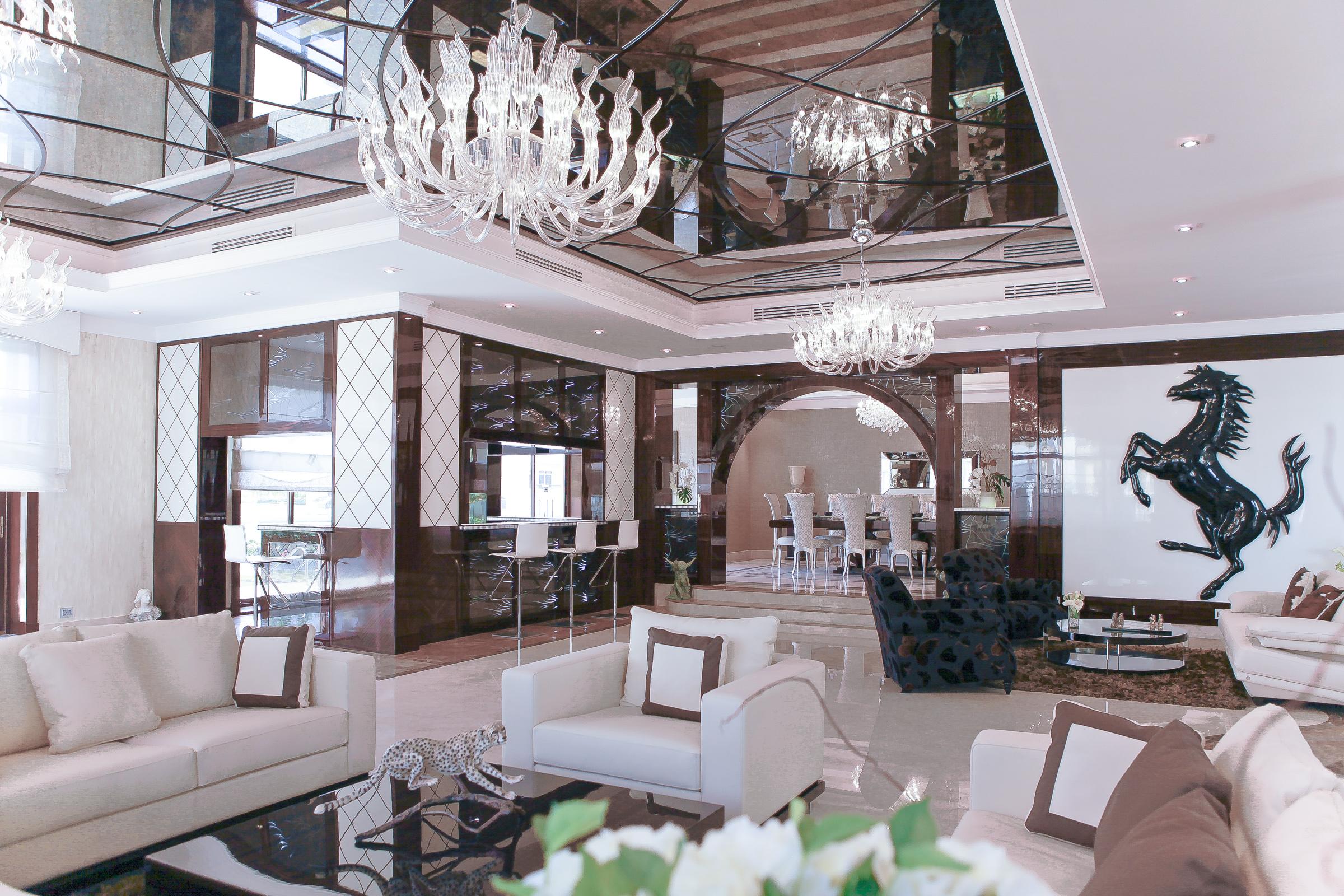 Multi-Family Home for Sale at Lake View Emirates Hills Villa Emirates Hills, Dubai, United Arab Emirates