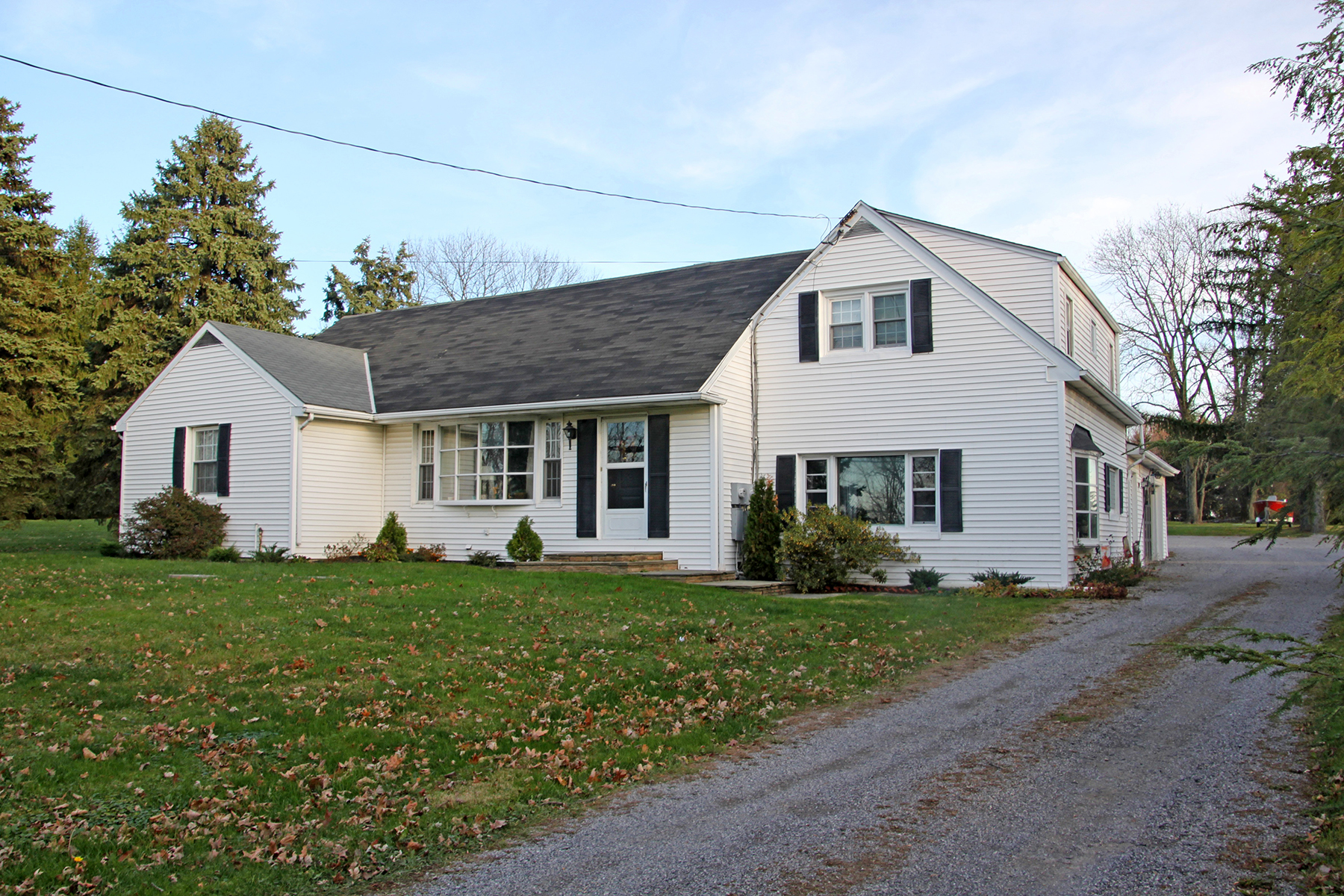Single Family Home for Sale at Doylestown, PA 5274 Point Pleasant Pike Doylestown, Pennsylvania, 18902 United States