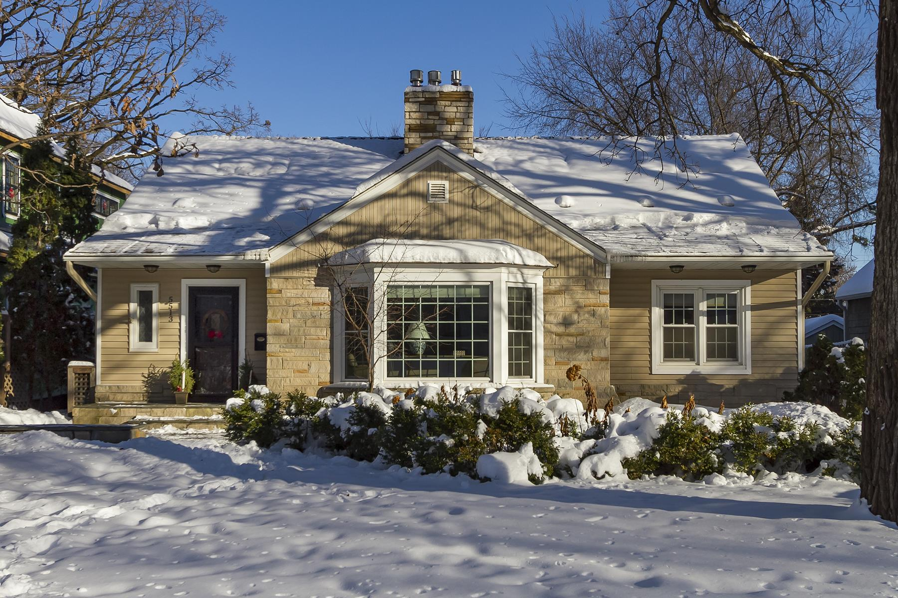 Single Family Home for Sale at 5513 Kellogg Avenue Edina, Minnesota, 55424 United States