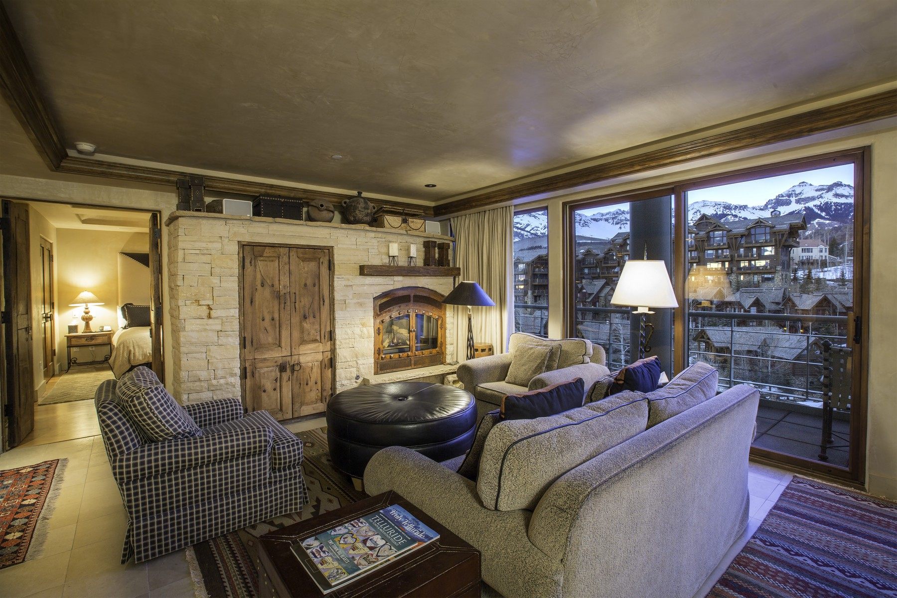 Condominium for Sale at Peaks Resort and Spa Unit 603 136 Country Club Drive, Unit 603 Telluride, Colorado, 81435 United States
