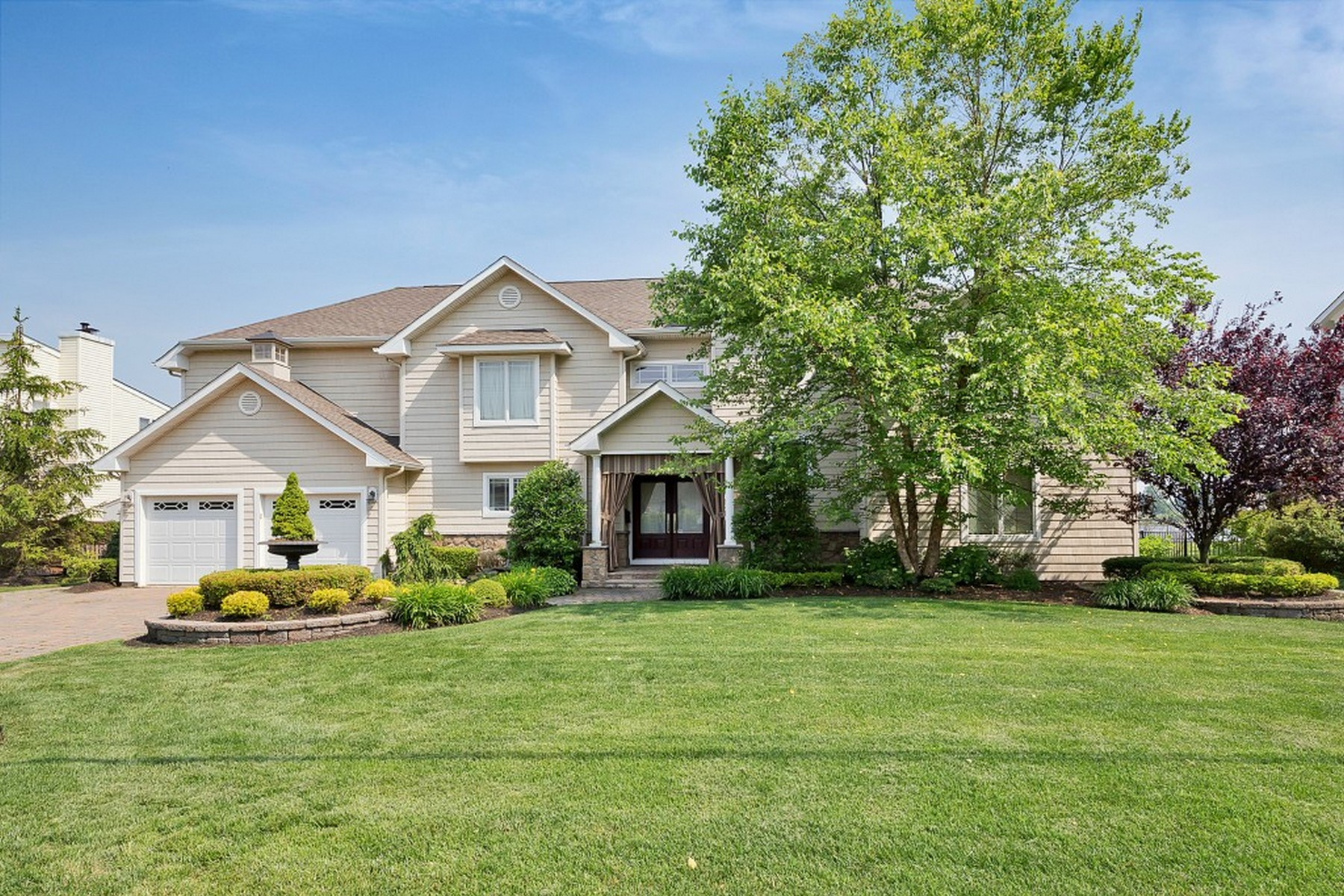 "Single Family Home for Sale at A perfect ""10"" in every way 84 Seneca Place Oceanport, New Jersey 07757 United States"