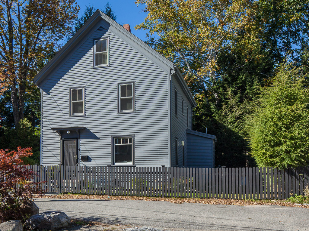 Single Family Home for Sale at 4 Whitmore 4 Whitmore Ave Camden, Maine, 04843 United States