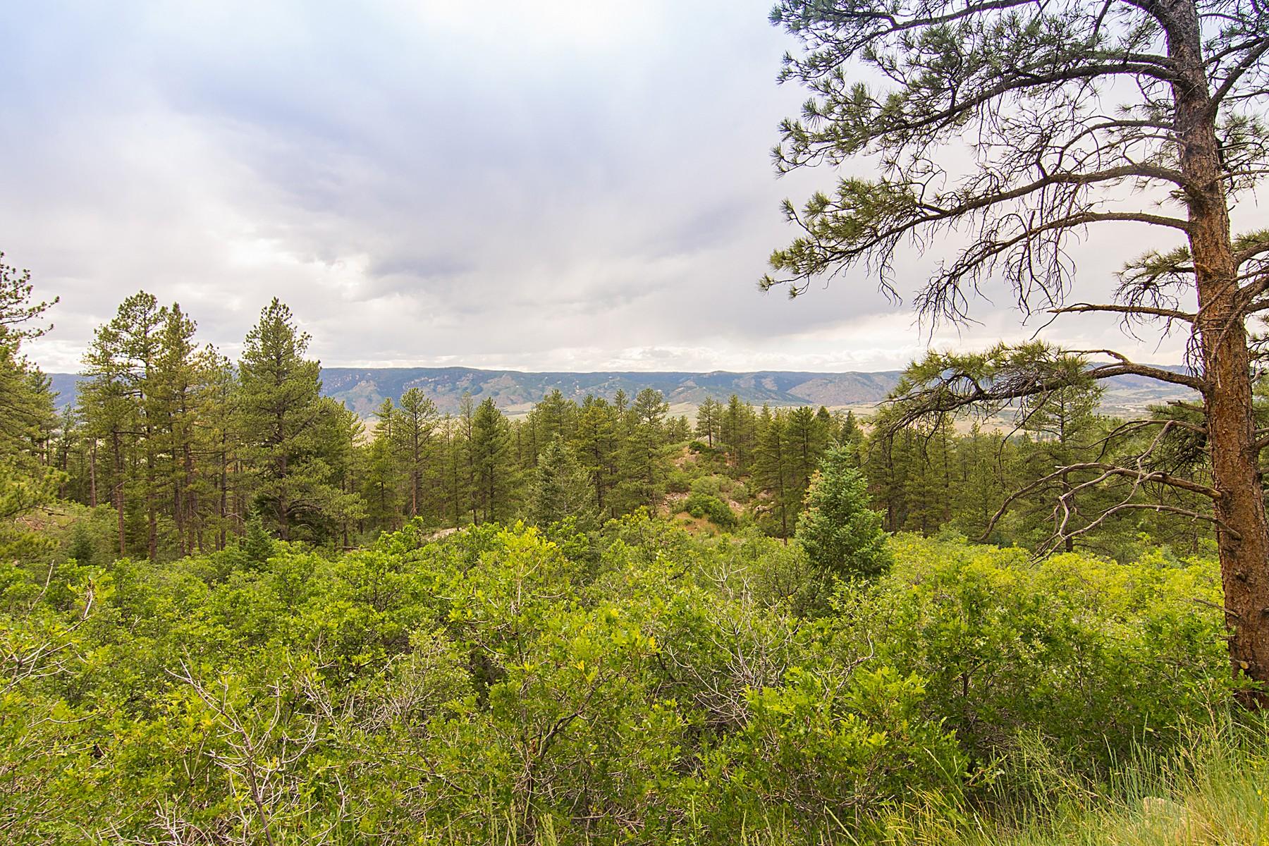 Terreno per Vendita alle ore DAWSON BUTTE 5080 S Perry Park Rd Sedalia, Colorado, 80135 Stati Uniti