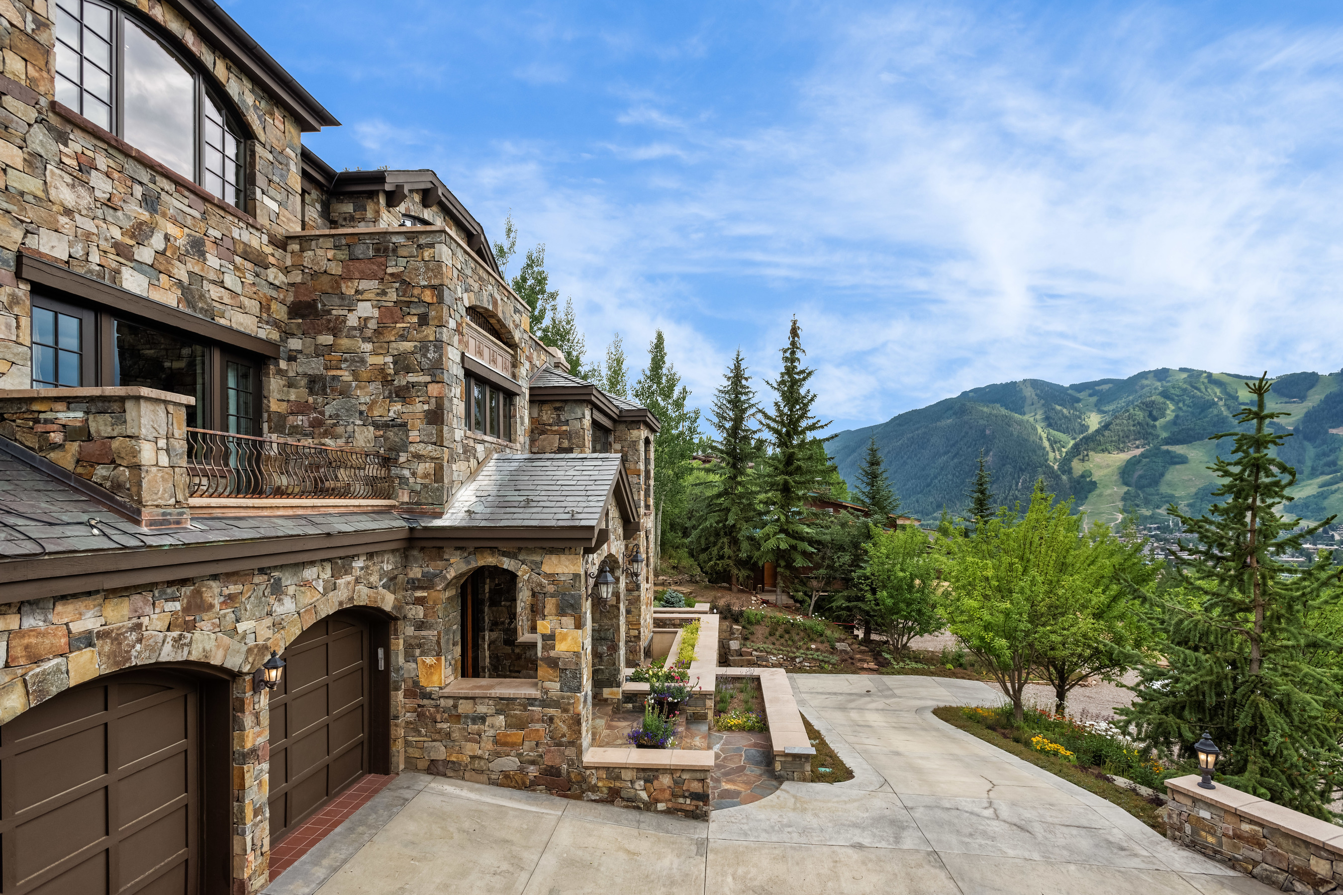 Vivienda unifamiliar por un Venta en Elevated Living on Red Mountain 1124 Red Mountain Road Red Mountain, Aspen, Colorado, 81611 Estados Unidos