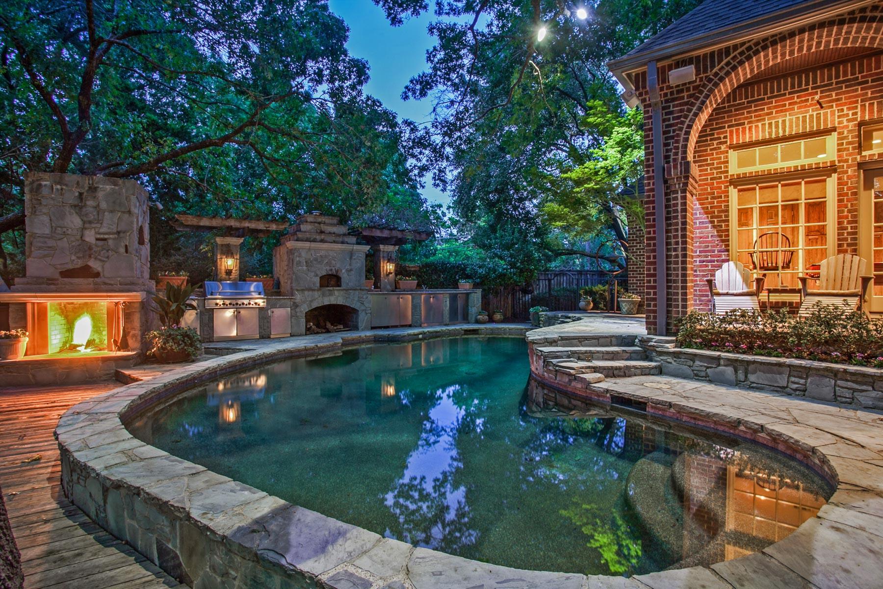 sales property at Tranquil Escape in East Kessler Park