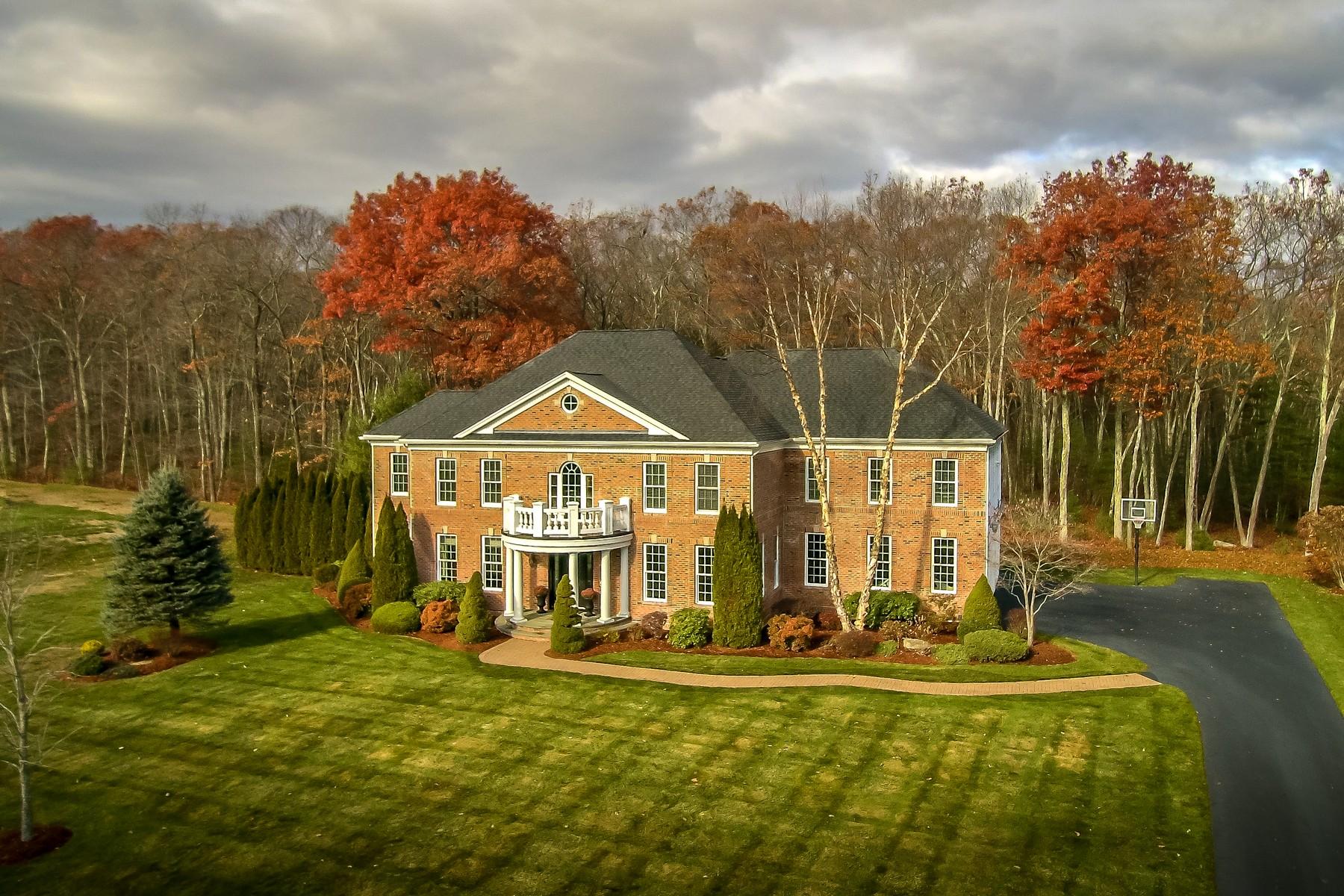 Tek Ailelik Ev için Satış at Custom Colonial In The Preserve At Lake Wildwood 19 Dairy Drive Upton, Massachusetts, 01568 Amerika Birleşik Devletleri
