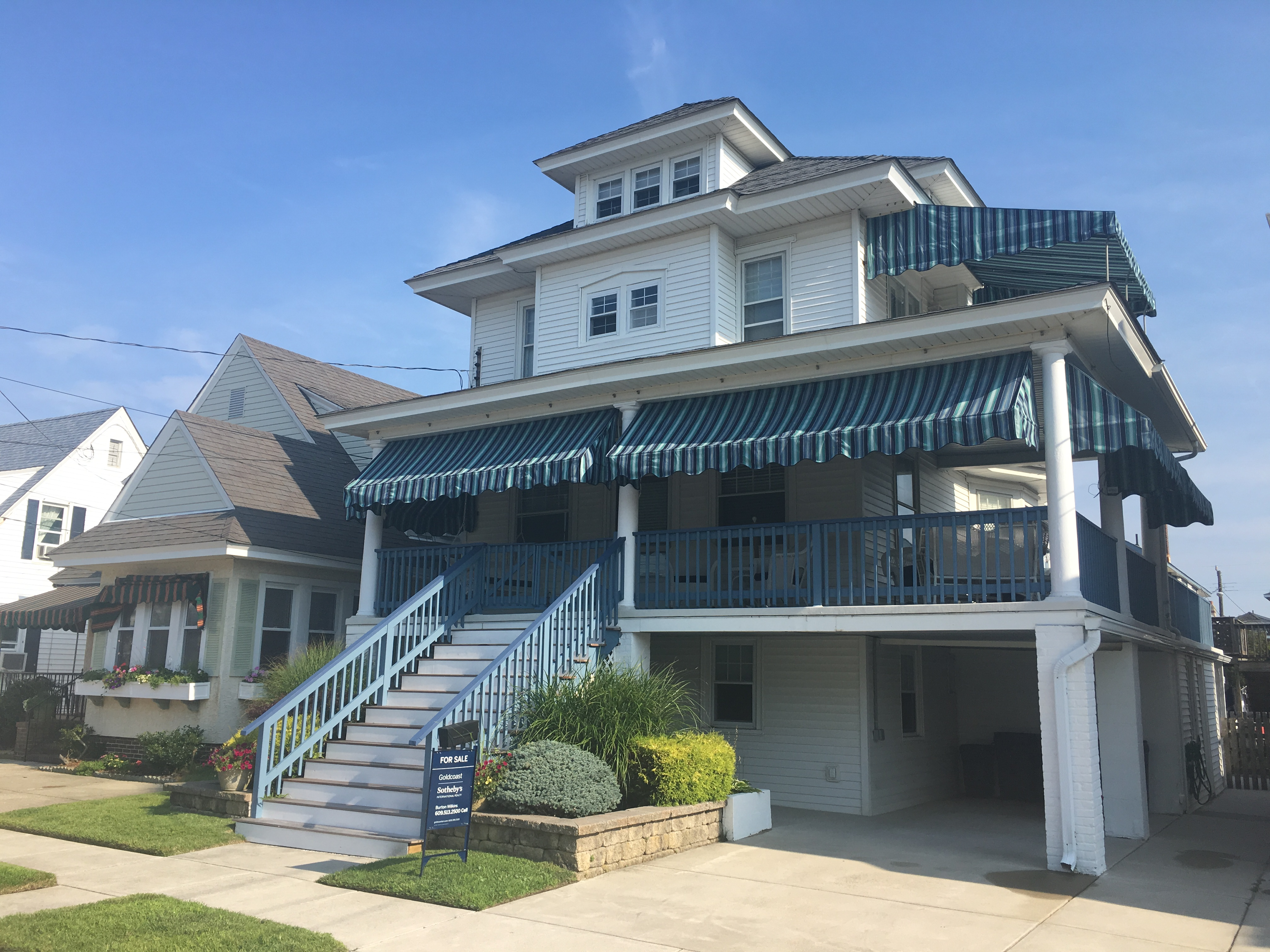 sales property at Charming Ocean City Home