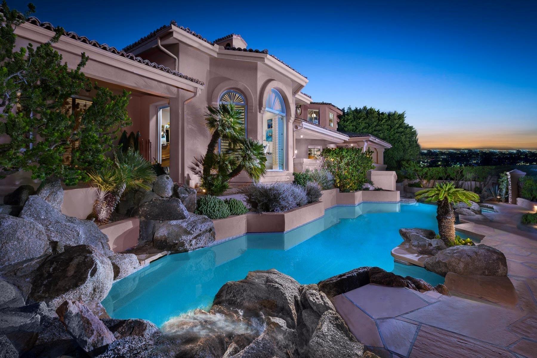 一戸建て のために 売買 アット Magnificent Gem in Paradise Valley 6321 E Vista Dr Paradise Valley, アリゾナ, 85253 アメリカ合衆国