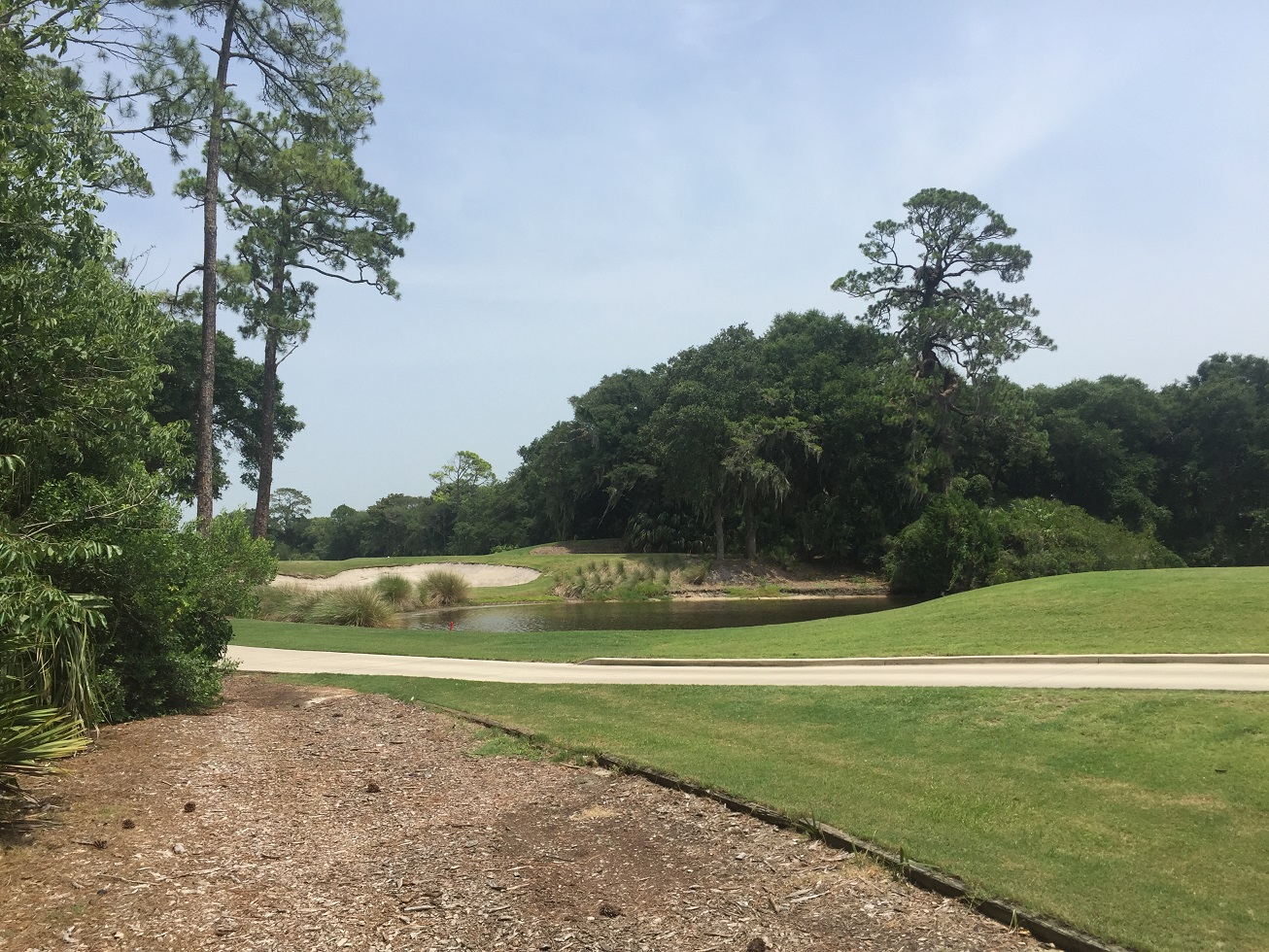 Land for Sale at Nearly Half An Acre with Sweeping Pond ad Golf Court Views Lot 20 Long Point Drive Amelia Island, Florida 32034 United States