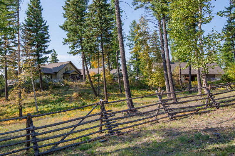 Single Family Home for Sale at Peaceful Gardens 60/65 Big Cedar Bigfork, Montana 59911 United States