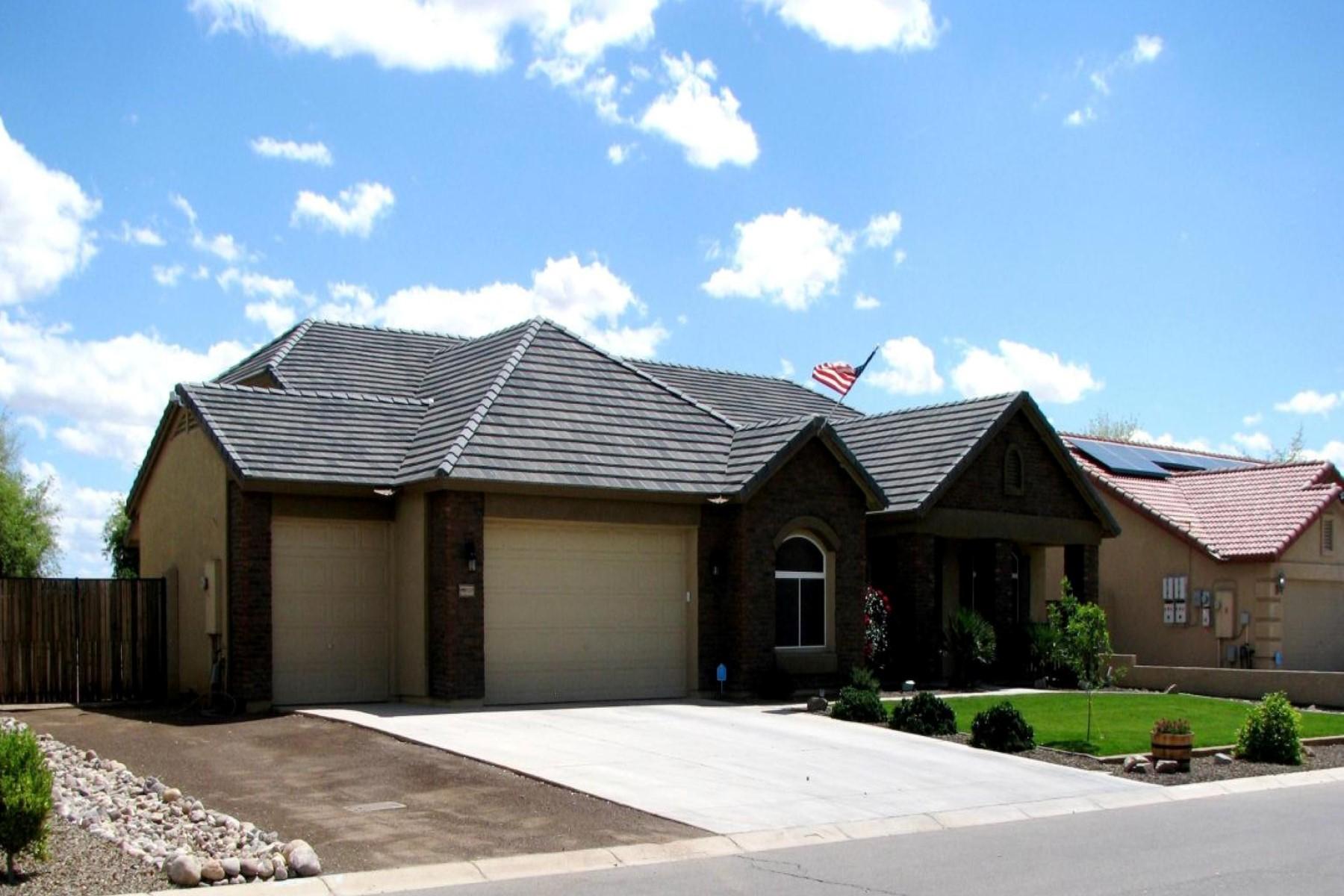 獨棟家庭住宅 為 出售 在 Executive style meets country living 39525 N Oxford Way San Tan Valley, 亞利桑那州, 85140 美國