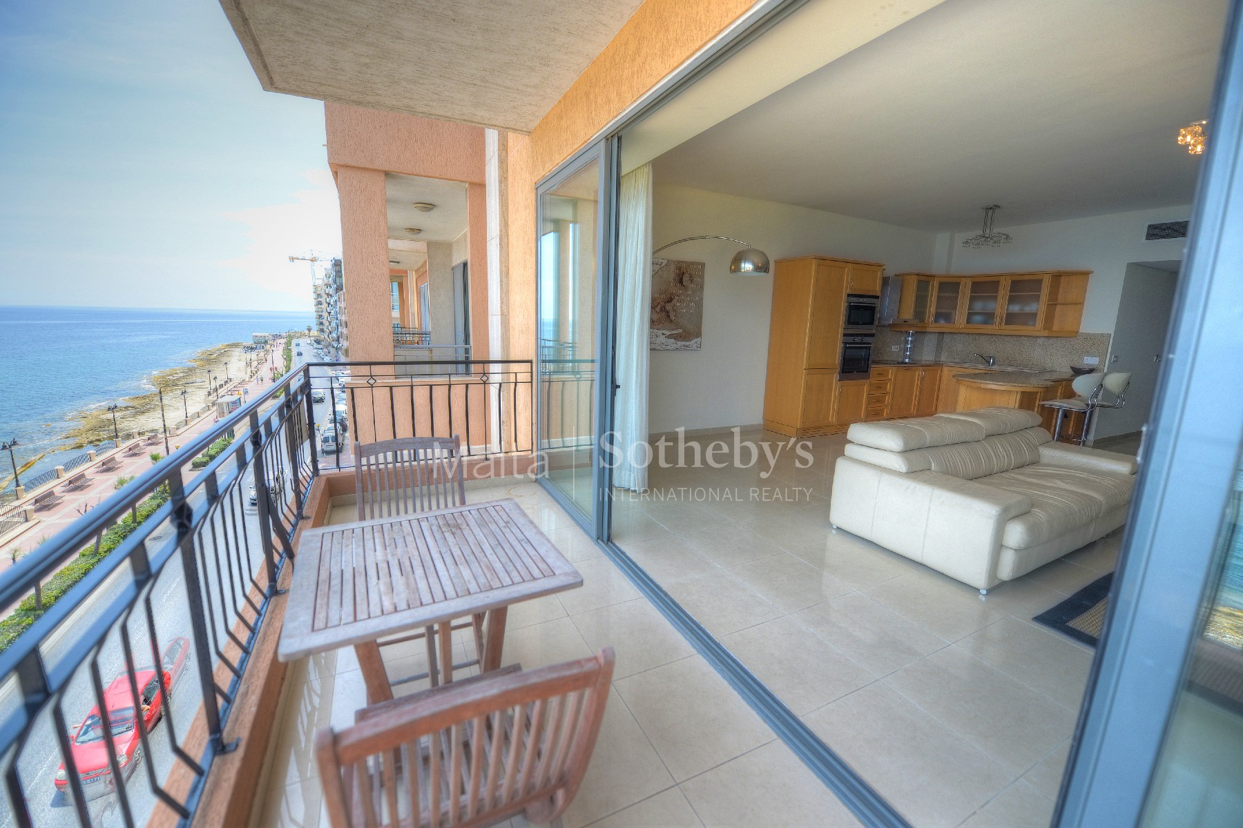 Property Of Seafront Luxury Apartment