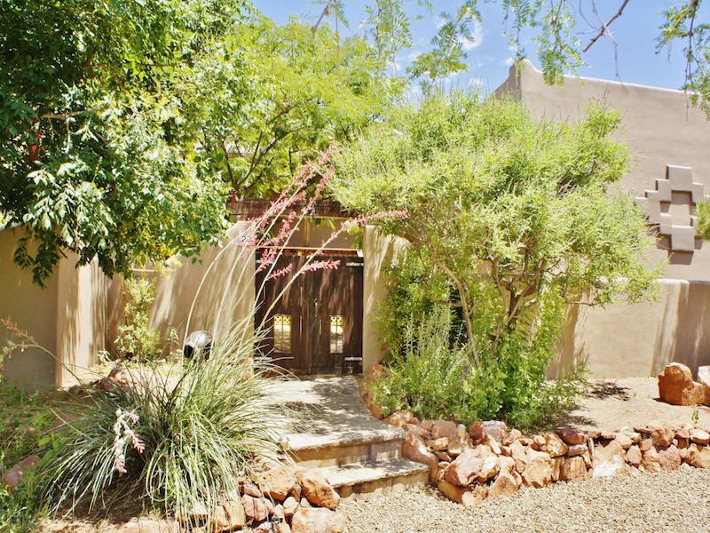 Single Family Home for Sale at Tranquil, Classic, Southwestern Retreat 20 Ridgecrest Drive Sedona, Arizona 86351 United States