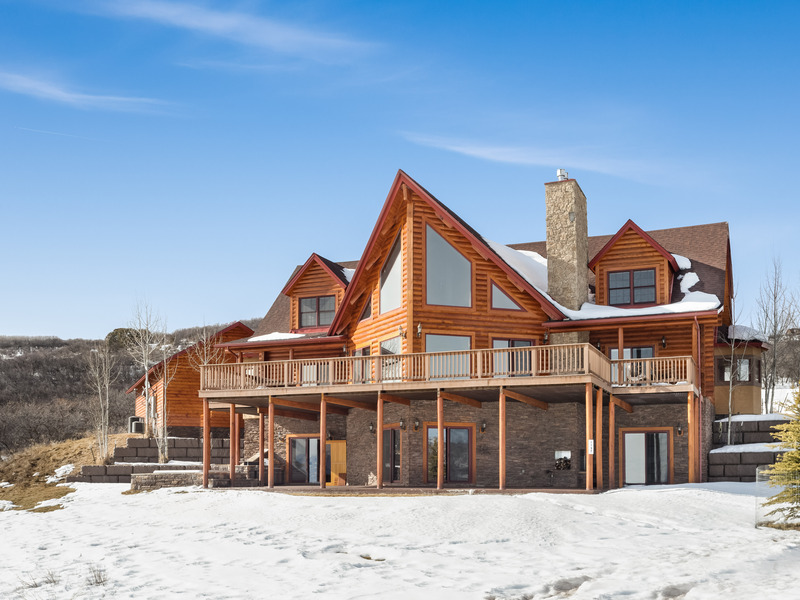 Single Family Home for Sale at Thunder Ridge at High Aspen Ranch 1137 High Aspen Drive Glenwood Springs, Colorado 81601 United States
