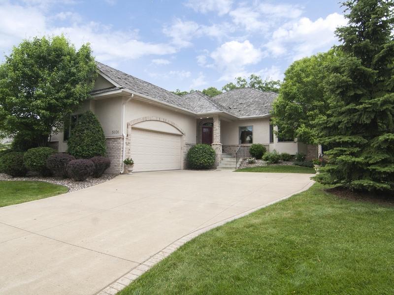 Single Family Home for Sale at 5036 Park Terrace Edina, Minnesota 55436 United States