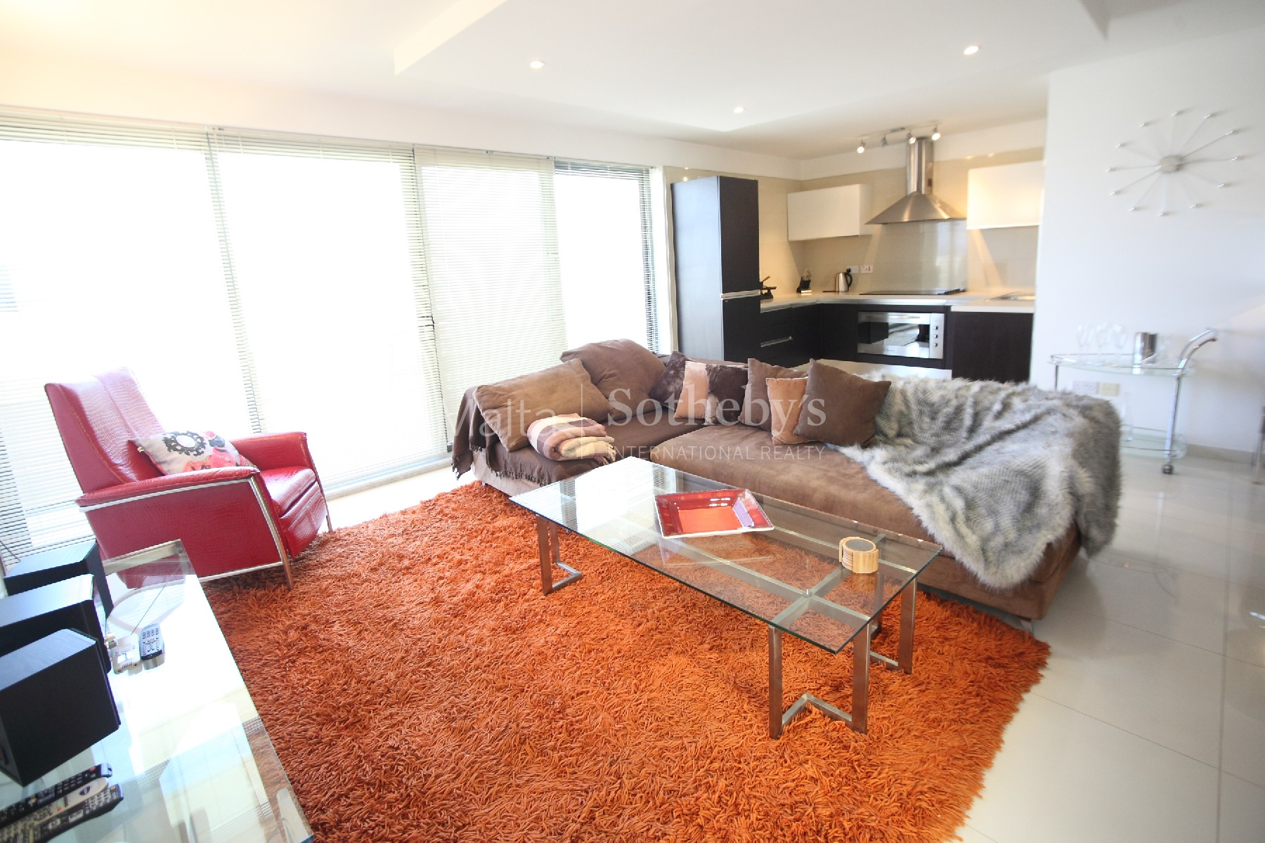 Property Of Stylish Two Bedroom Penthouse