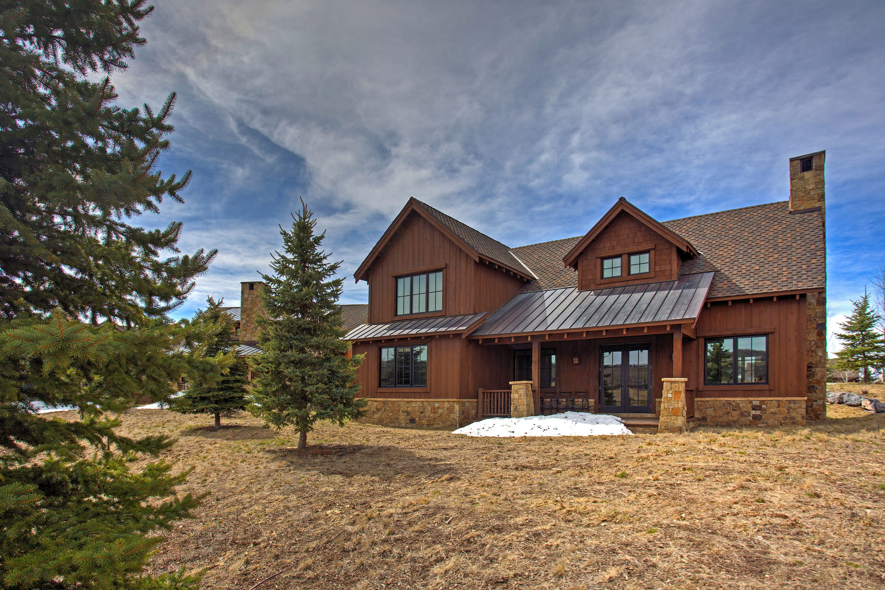 Single Family Home for Sale at Beautiful Cabin in Promontory 3604 Blue Sage Trl Park City, Utah, 84098 United States