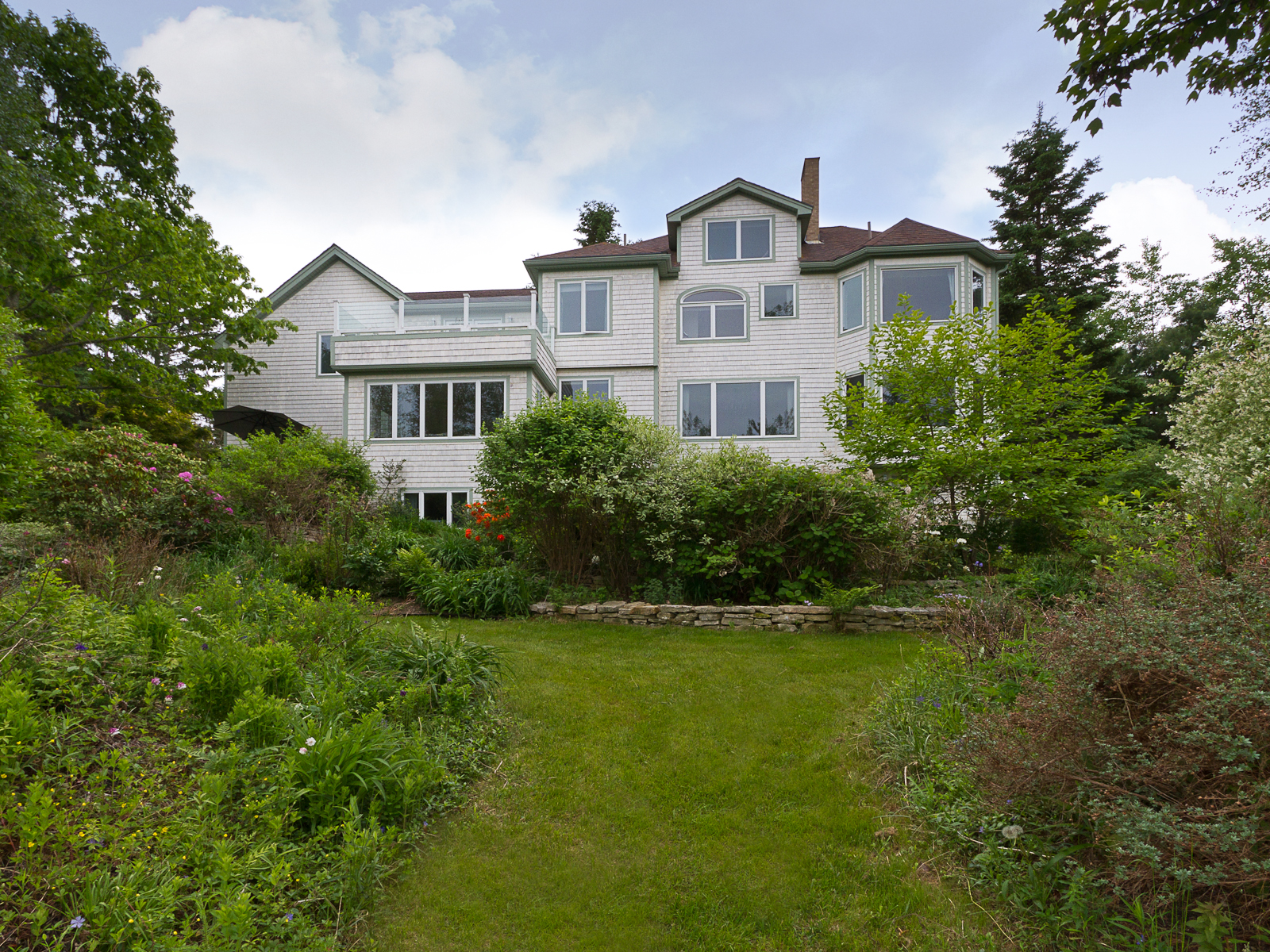 Single Family Home for Sale at Eden Street 1331 Bar Harbor Road Bar Harbor, Maine 04609 United States