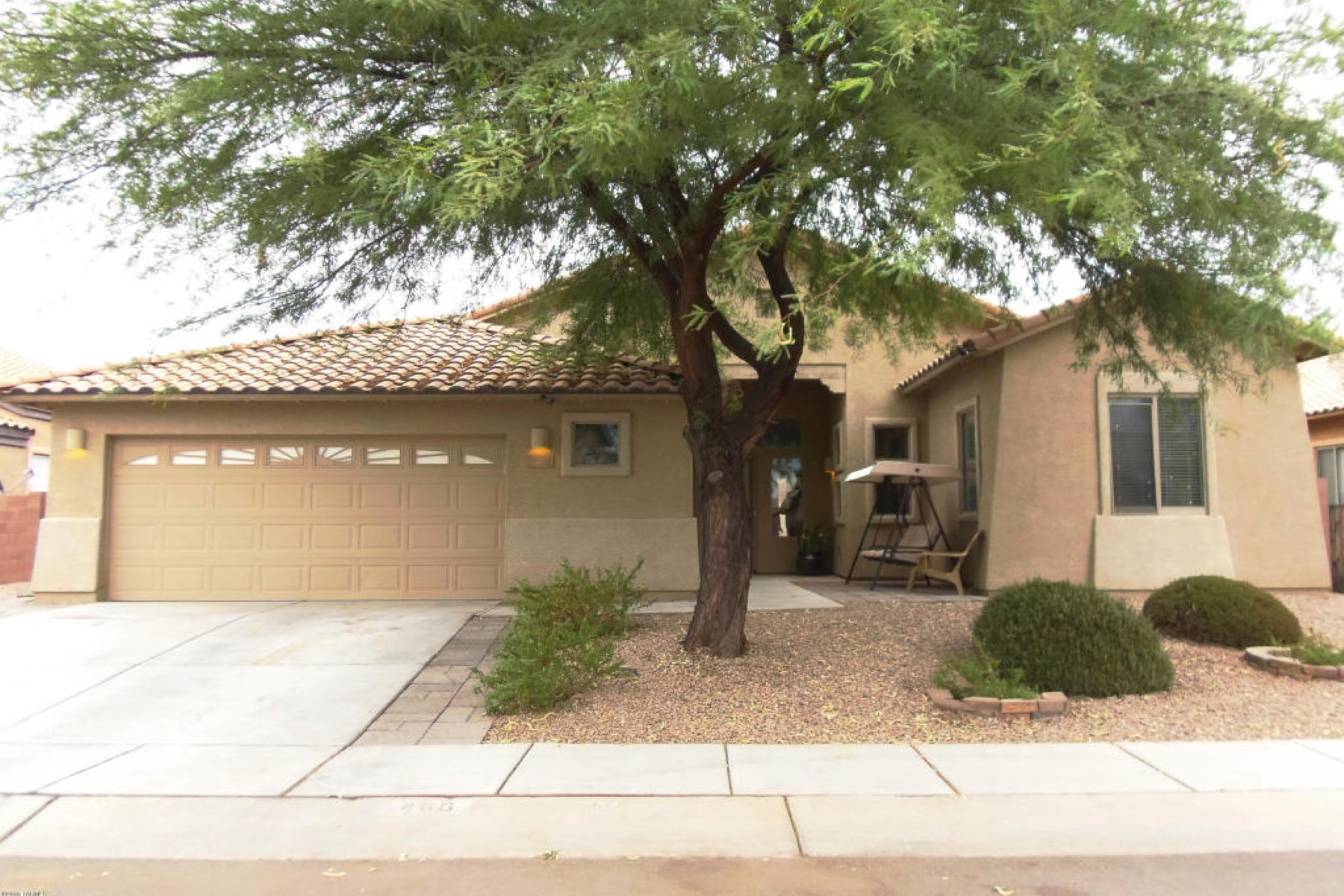 sales property at Lovely Tucson home in Madera Highlands