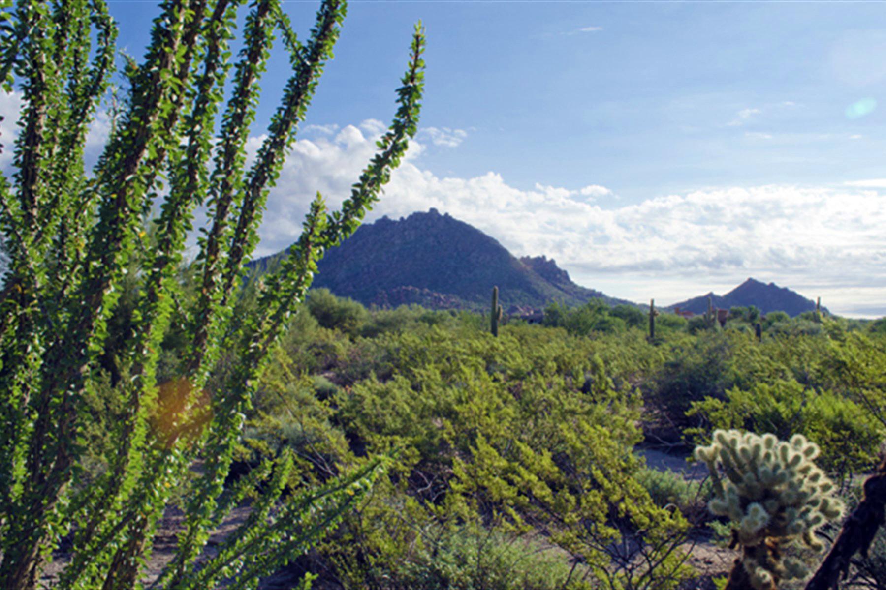 Terreno por un Venta en Spectacular 360 Degree Views in North Scottsdale 10195 E Santa Catalina Drive #19 Scottsdale, Arizona 85255 Estados Unidos