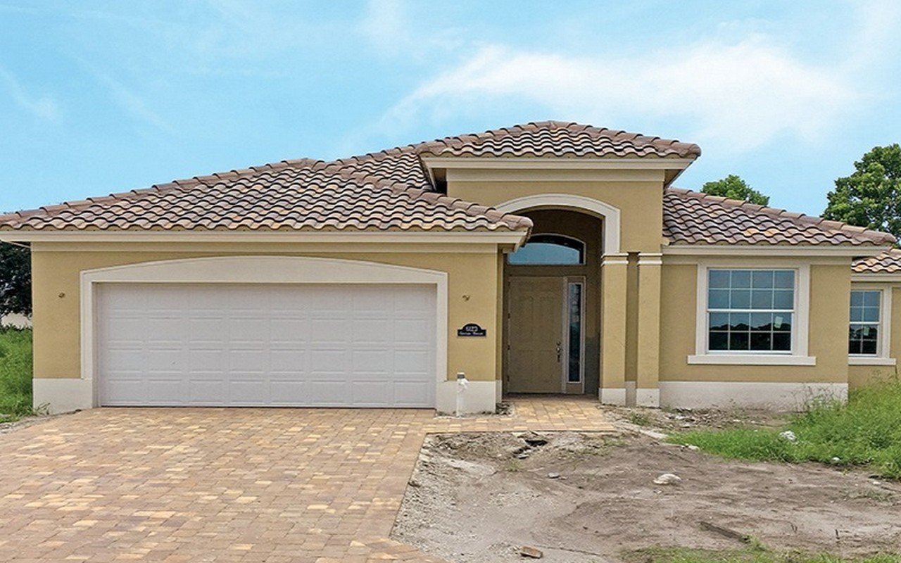 Single Family Home for Sale at Allston Model Home - Ready This Fall 6123 Graysen Square Vero Beach, Florida, 32967 United States