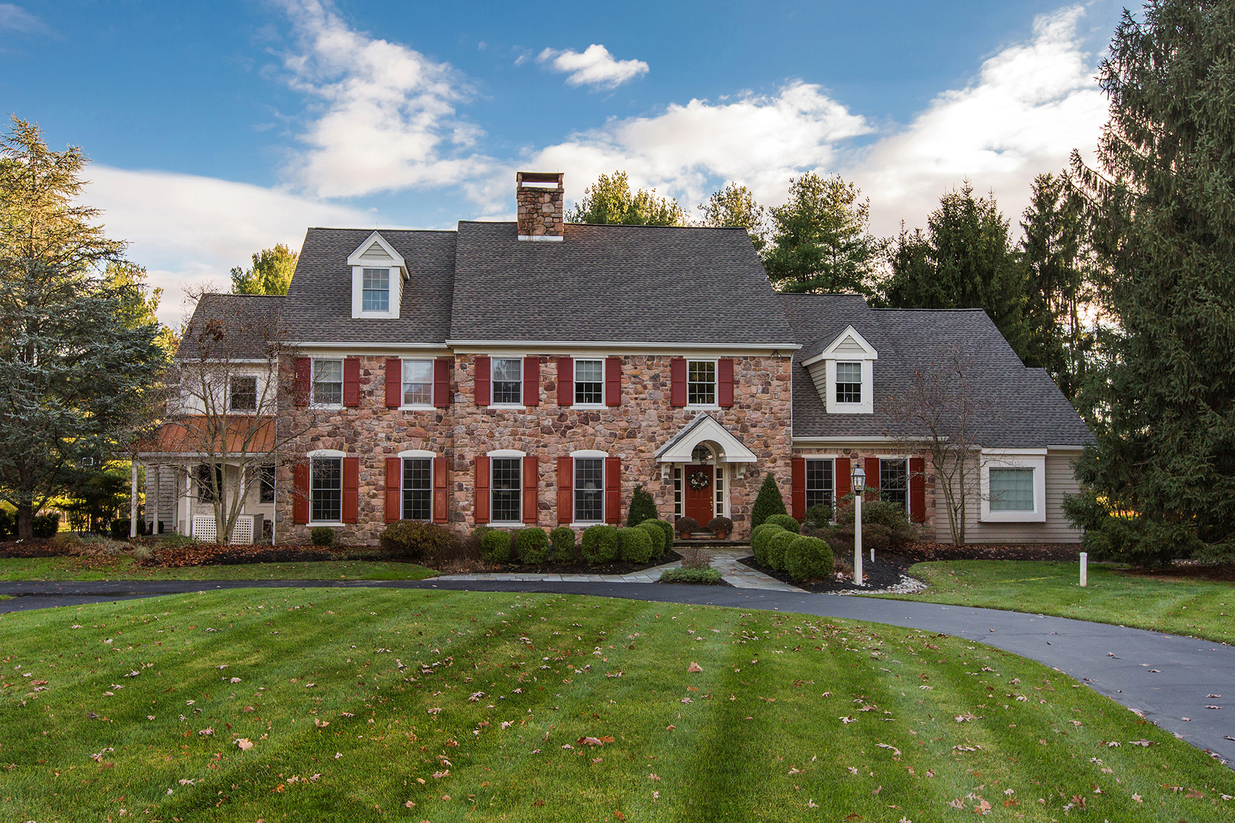 Single Family Home for Sale at New Hope, PA 9 Bellinghamshire Place New Hope, Pennsylvania, 18938 United States