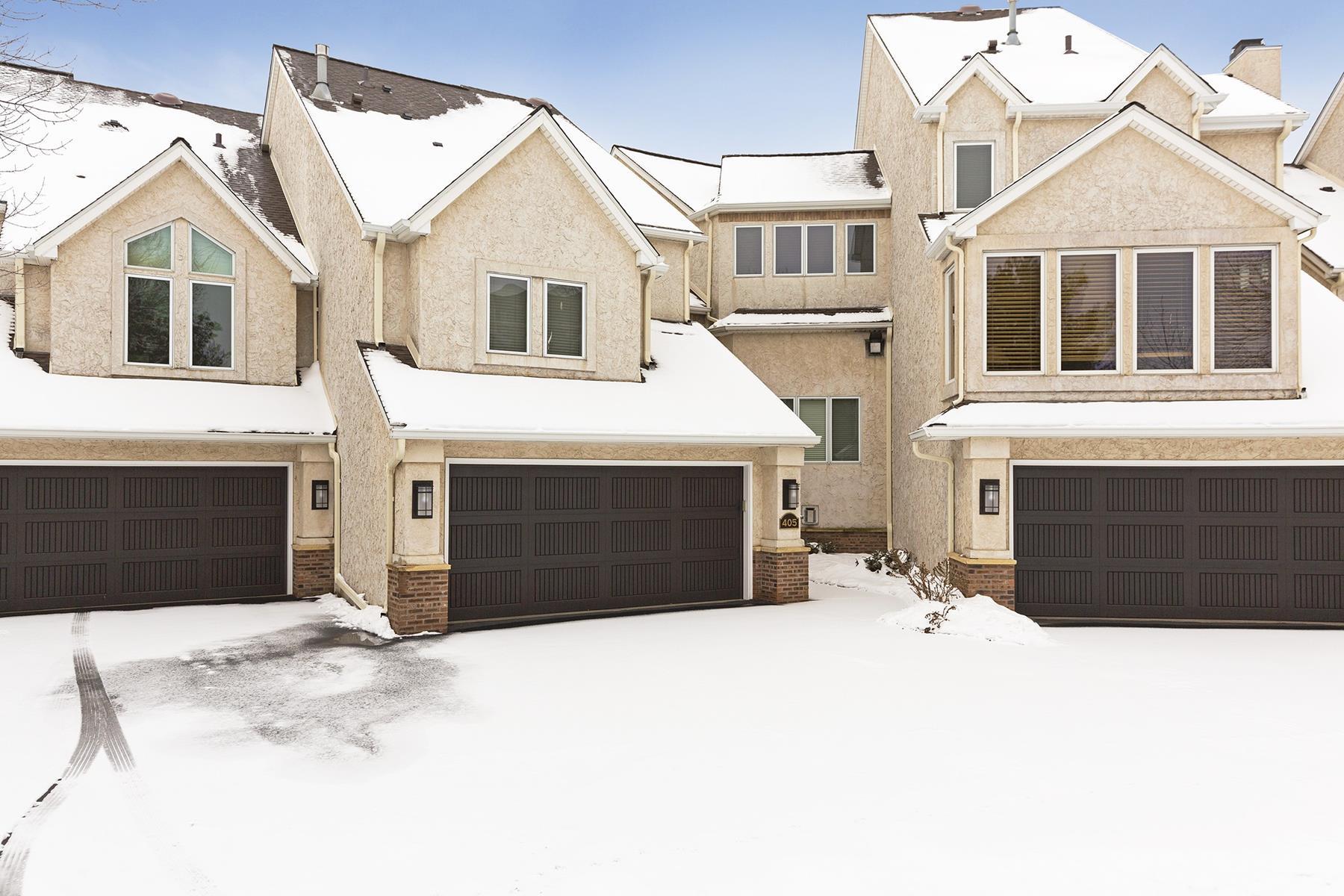 Nhà phố vì Bán tại Exclusive Furnished Townhome 405 River Street North Loop, Minneapolis, Minnesota 55401 Hoa Kỳ