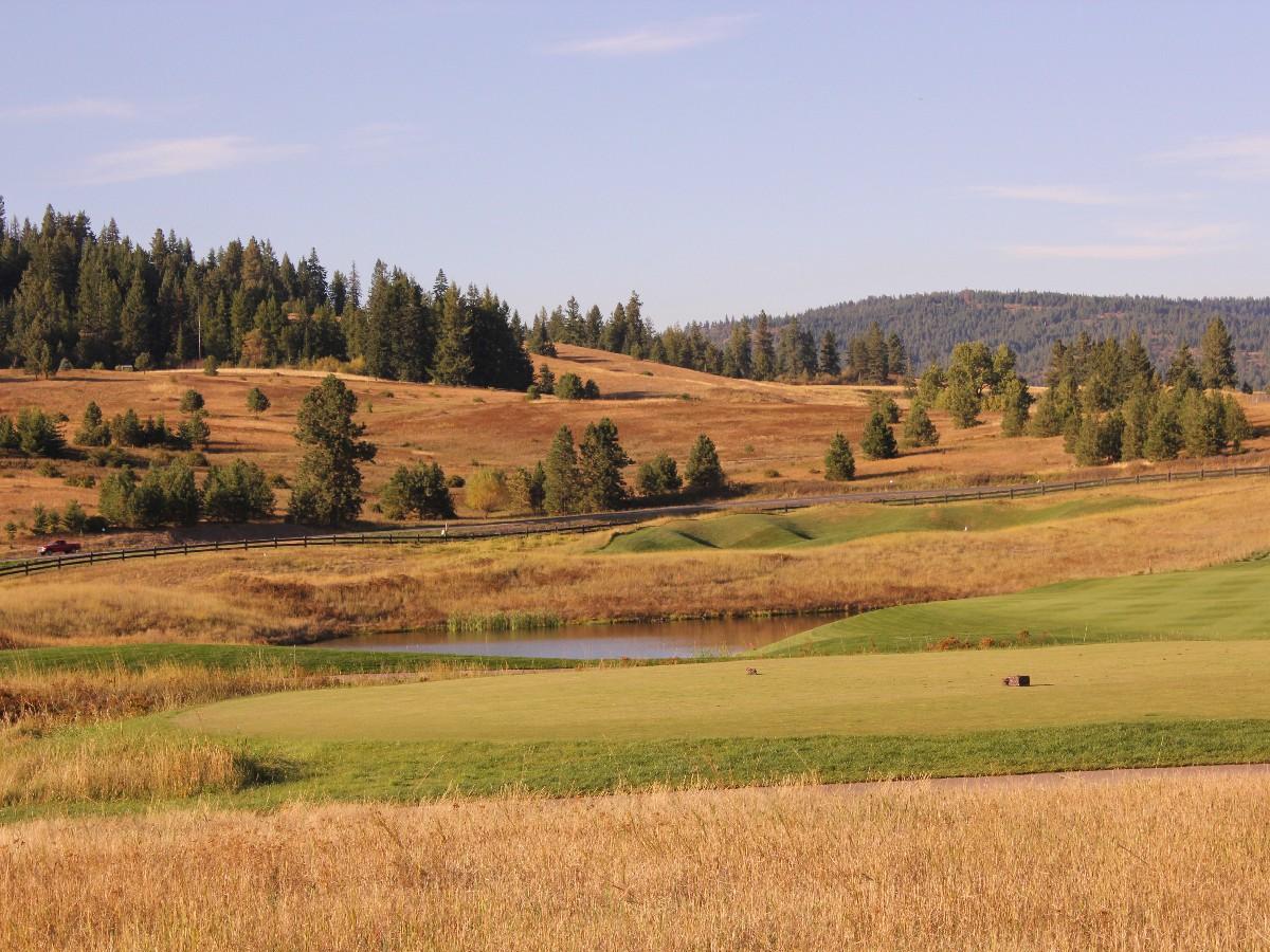 Land for Sale at Large and Sunny parcel in Black Rock 197 Basalt Coeur D Alene, Idaho 83814 United States
