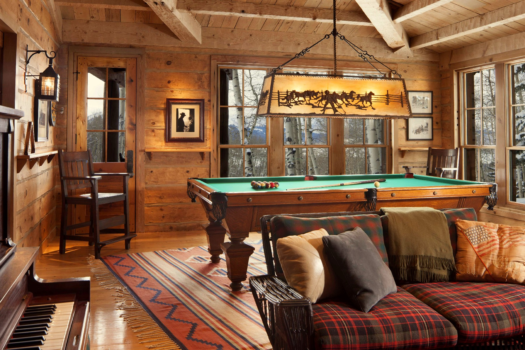 Property Of Hollywood Screen Legend's Iconic Alpine Estate