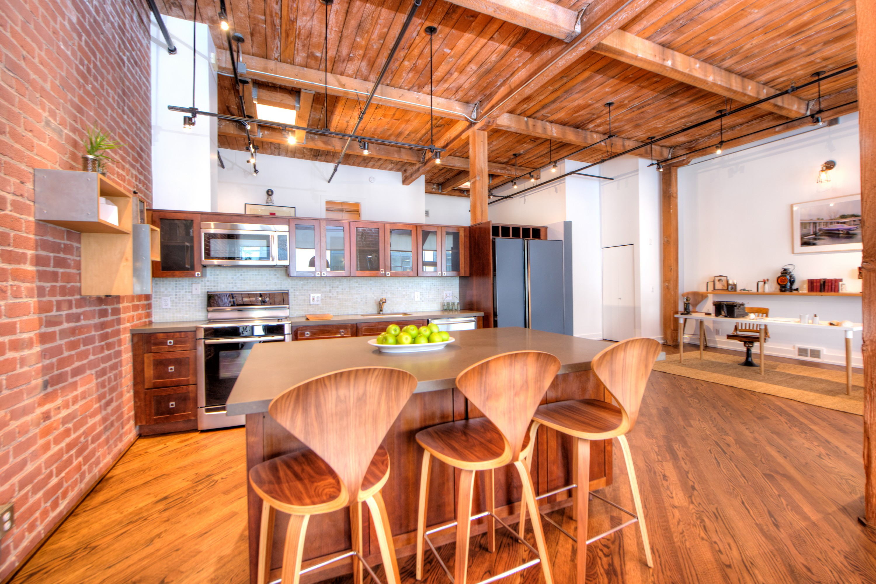 sales property at Stunning Live/Work Loft In Historical Building