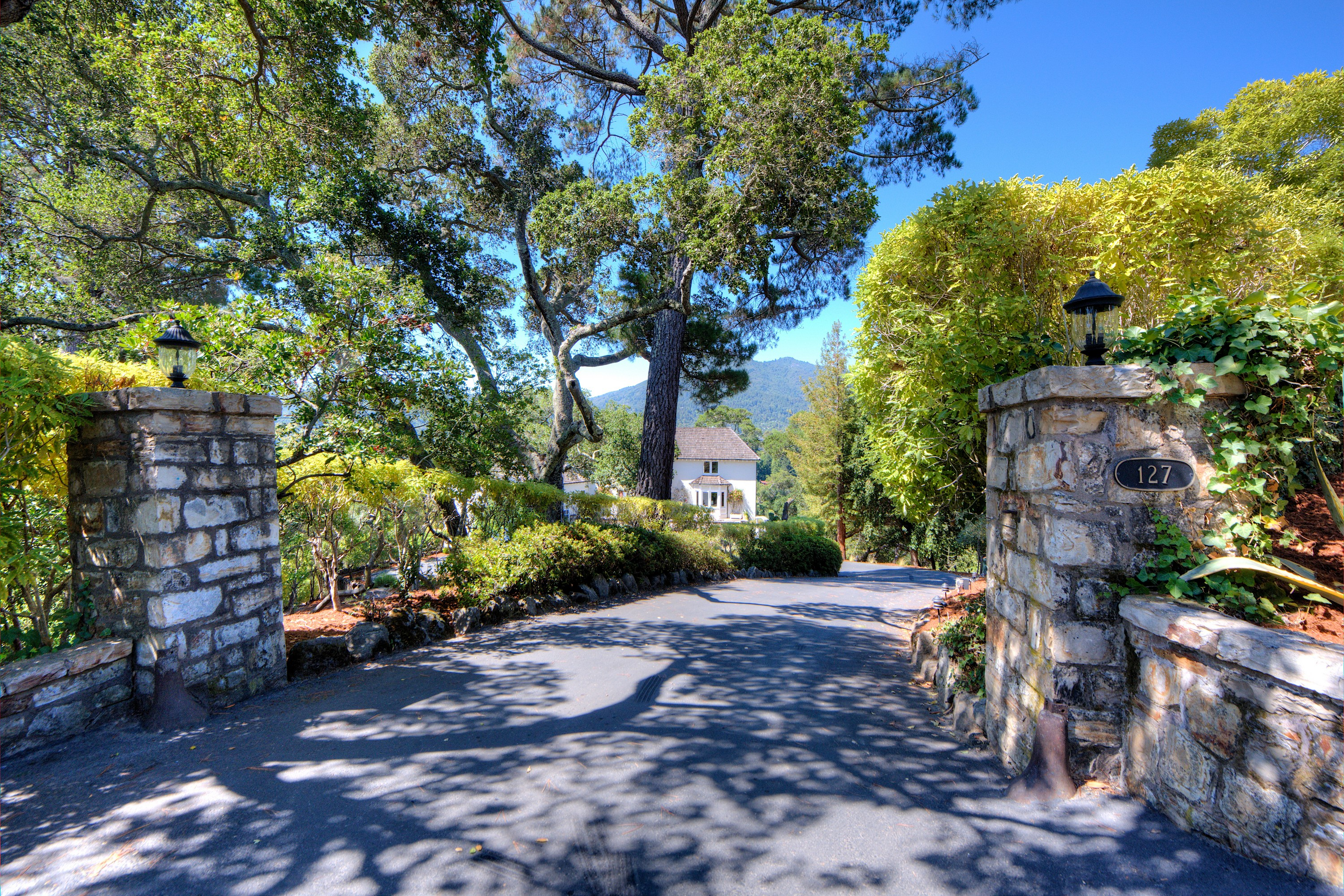 Property For Sale at Gorgeous Kentfield Estate On 1.72 Acres