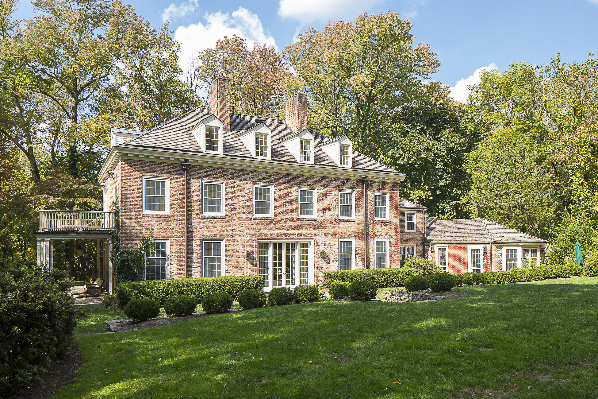 Single Family Home for Sale at Truly Uncompromising 102 Lafayette Road Princeton, New Jersey 08540 United States