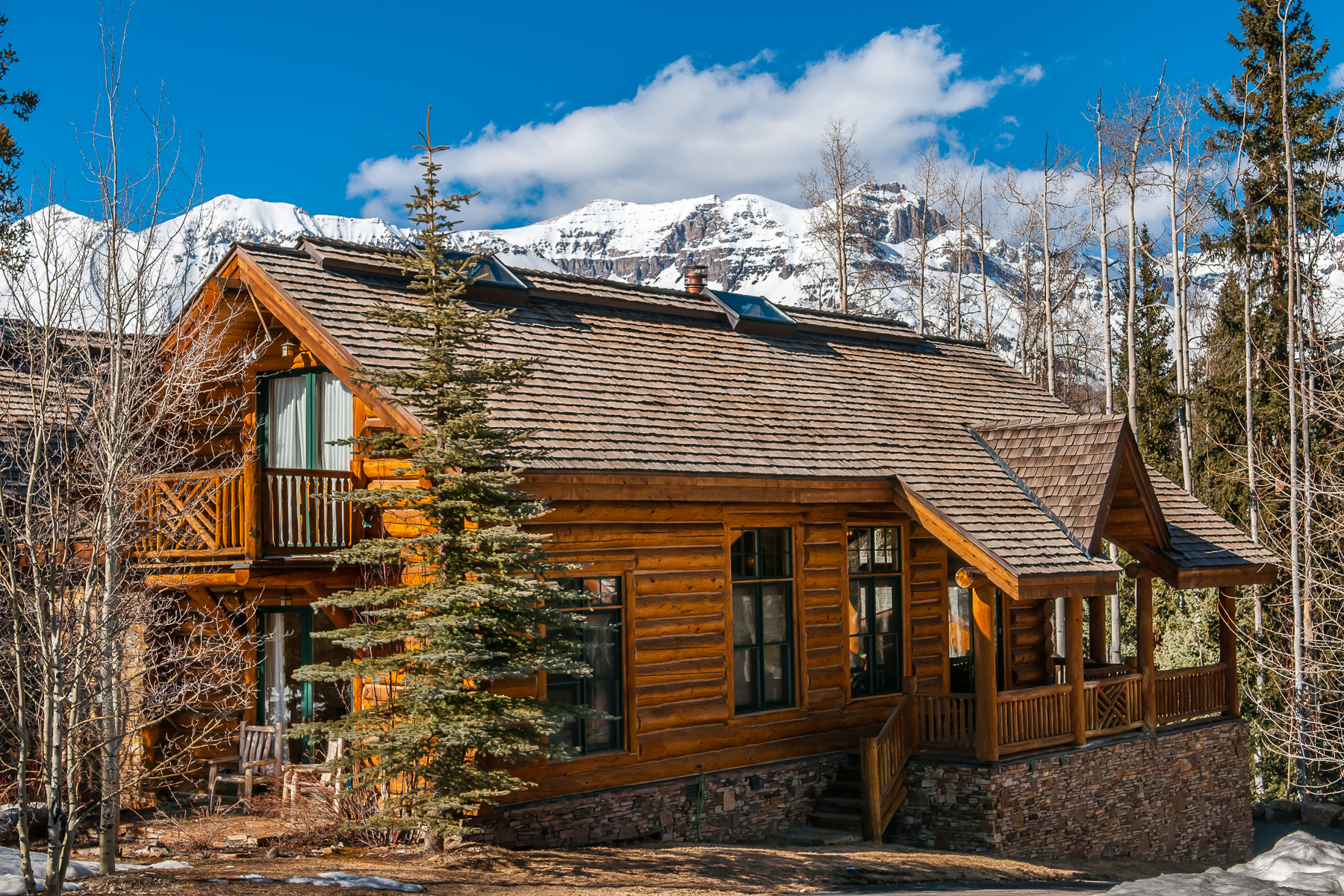 Condominium for Sale at Double Cabins, Unit 2 115 San Joaquin Road Double Cabins, Unit 2 Telluride, Colorado, 81435 United States