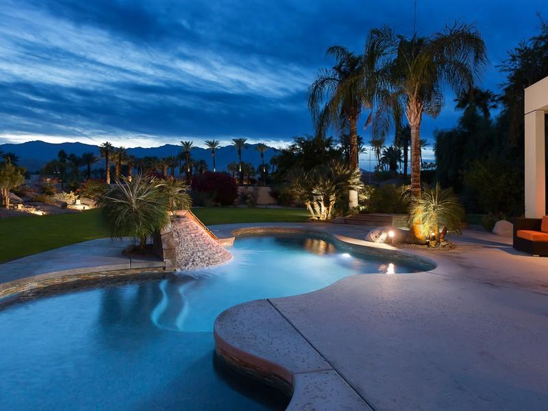 Maison unifamiliale pour l Vente à 16 Judd Terrace Rancho Mirage, Californie 92270 États-Unis