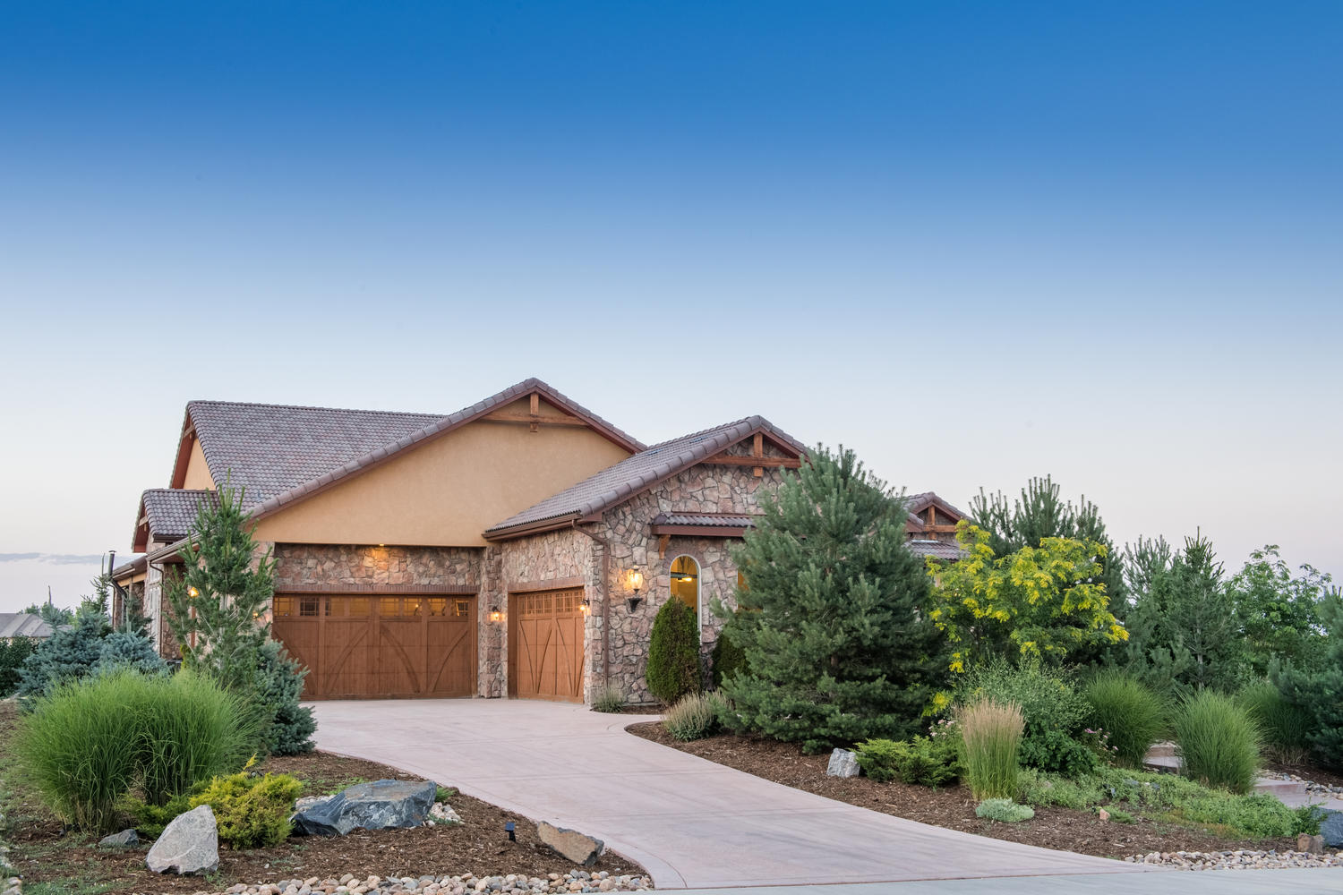 sales property at Custom and Luxury in Huntington Trails