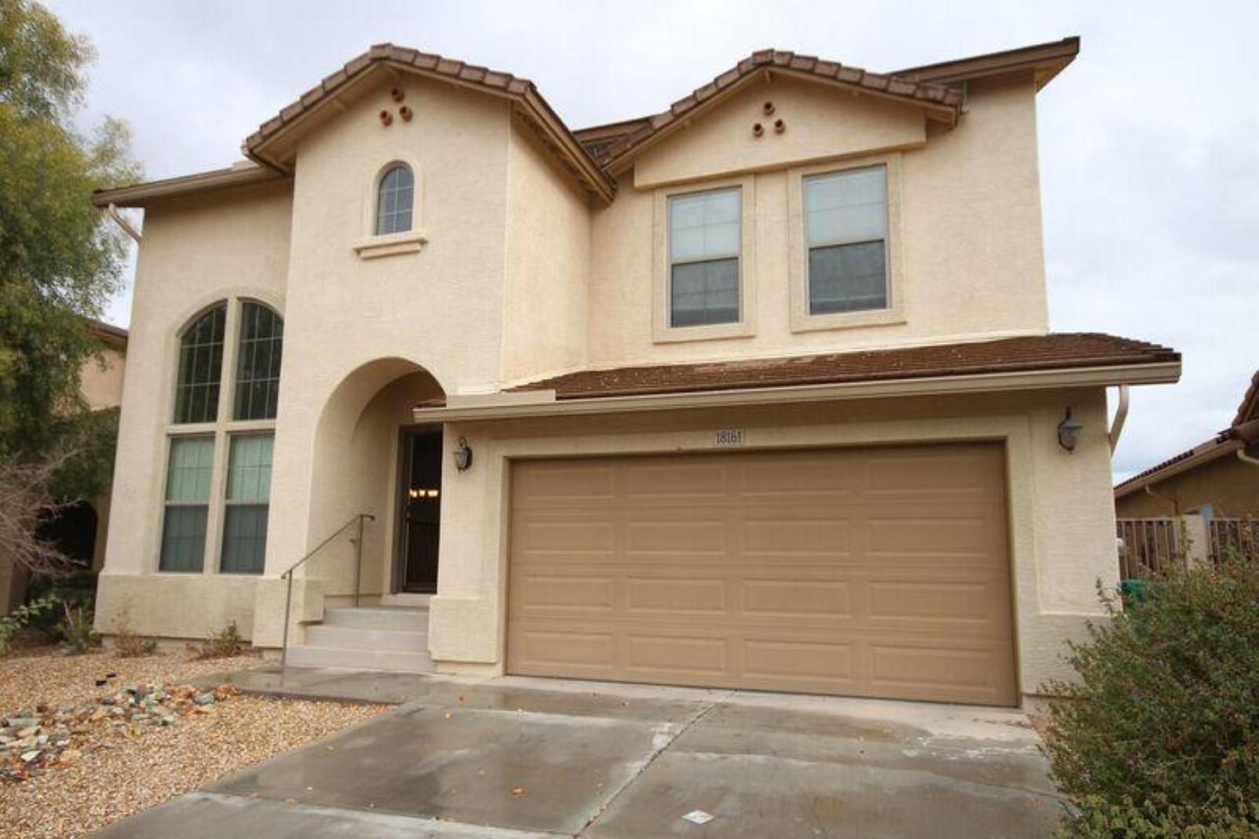 Tek Ailelik Ev için Satış at Great move in ready home in sought after Glennwilde subdivision 18161 N Cook Dr Maricopa, Arizona 85138 Amerika Birleşik Devletleri